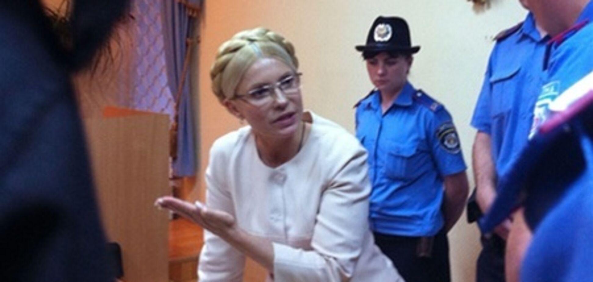 Кірєєв відмовився вимкнути кондиціонер заради Тимошенко