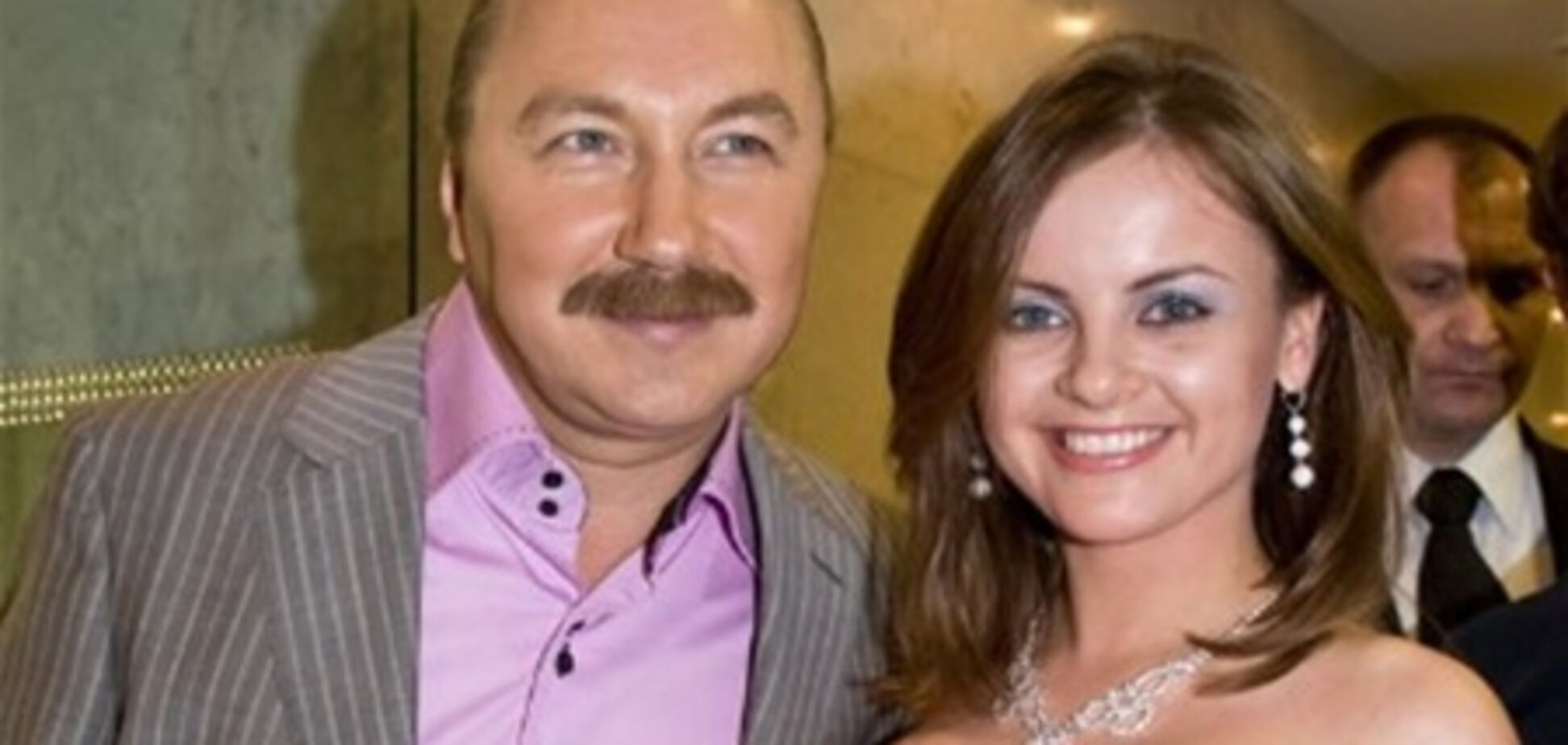 Как Николаев с женой отмечали ситцевую свадьбу