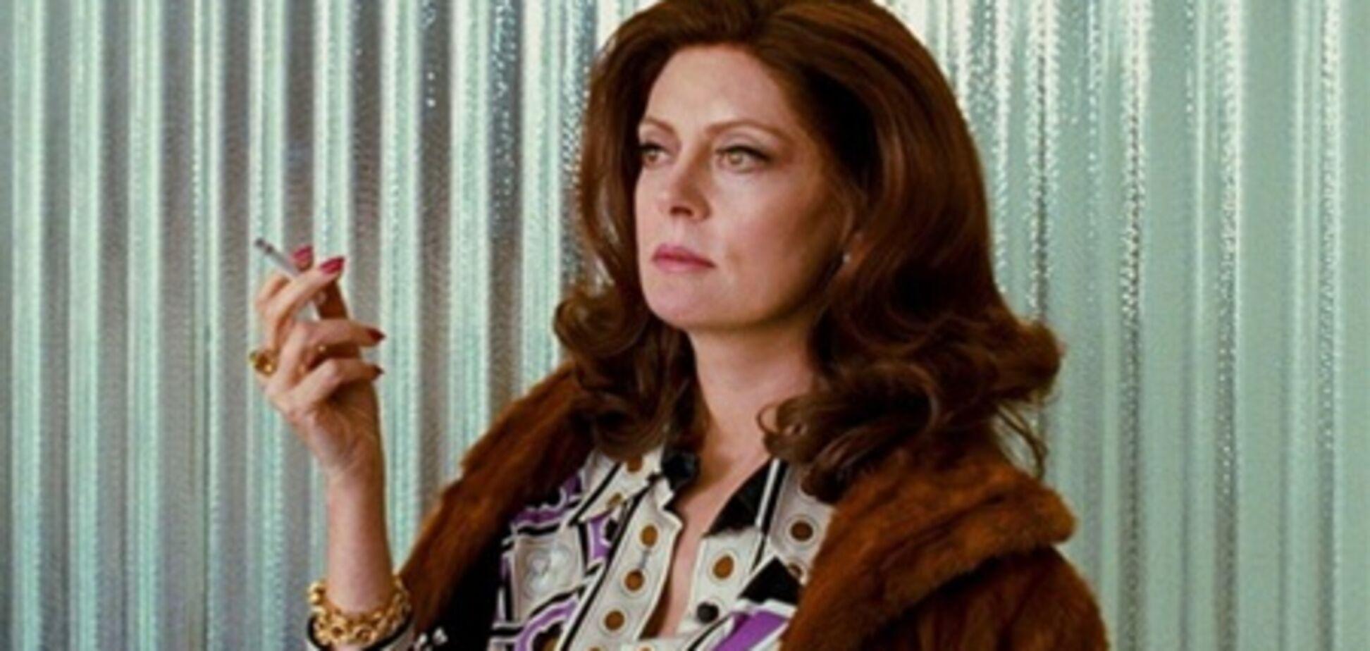 Сьюзен Сарандон снимется вместе со «Скалой»?