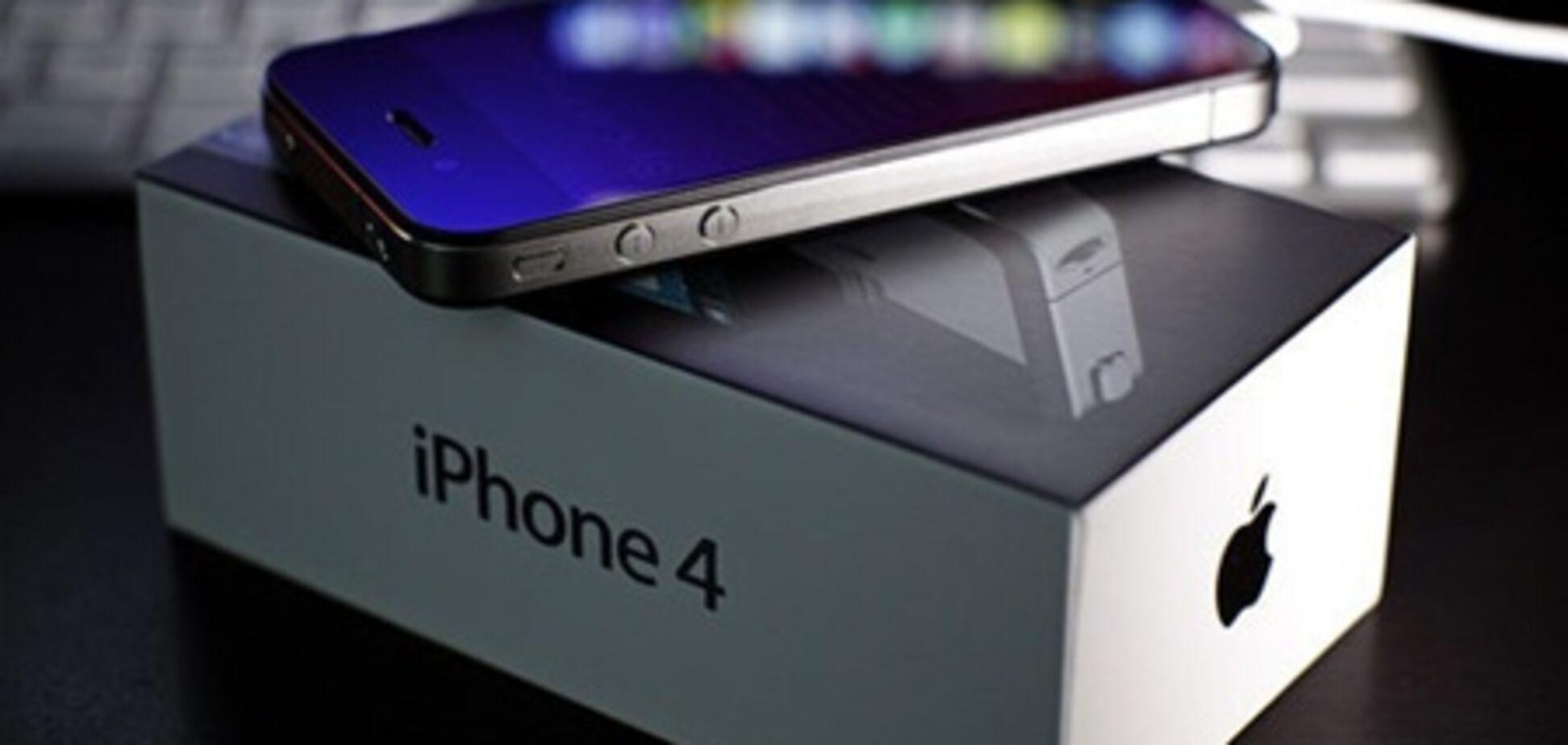 В Китае научились подделывать iPhone 4