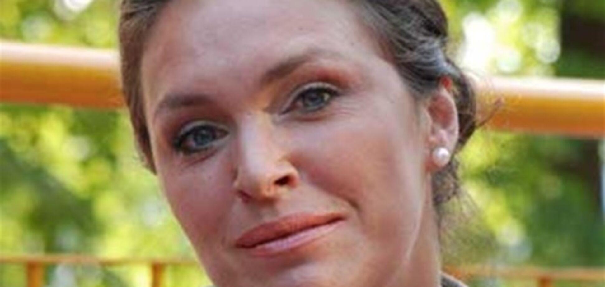 Актриса Марина Могилевська народила дочку