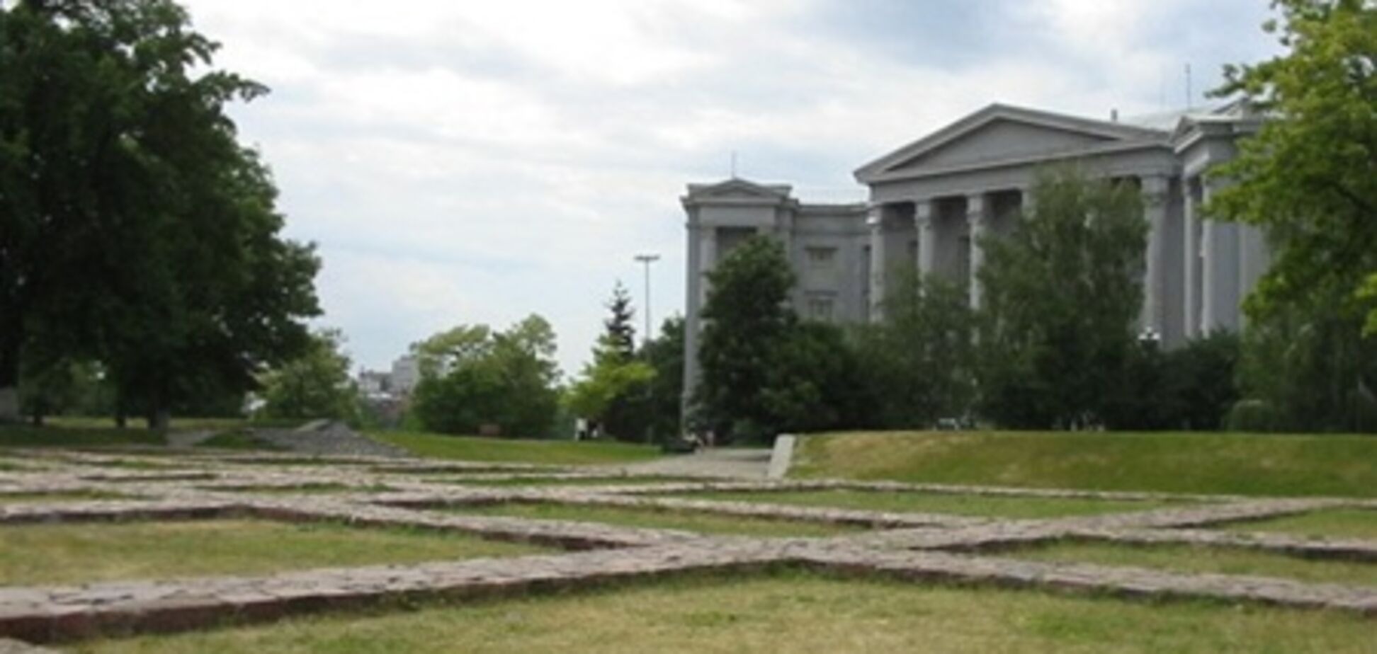 Верховная Рада разрешила строительство на фундаменте Десятинной церкви