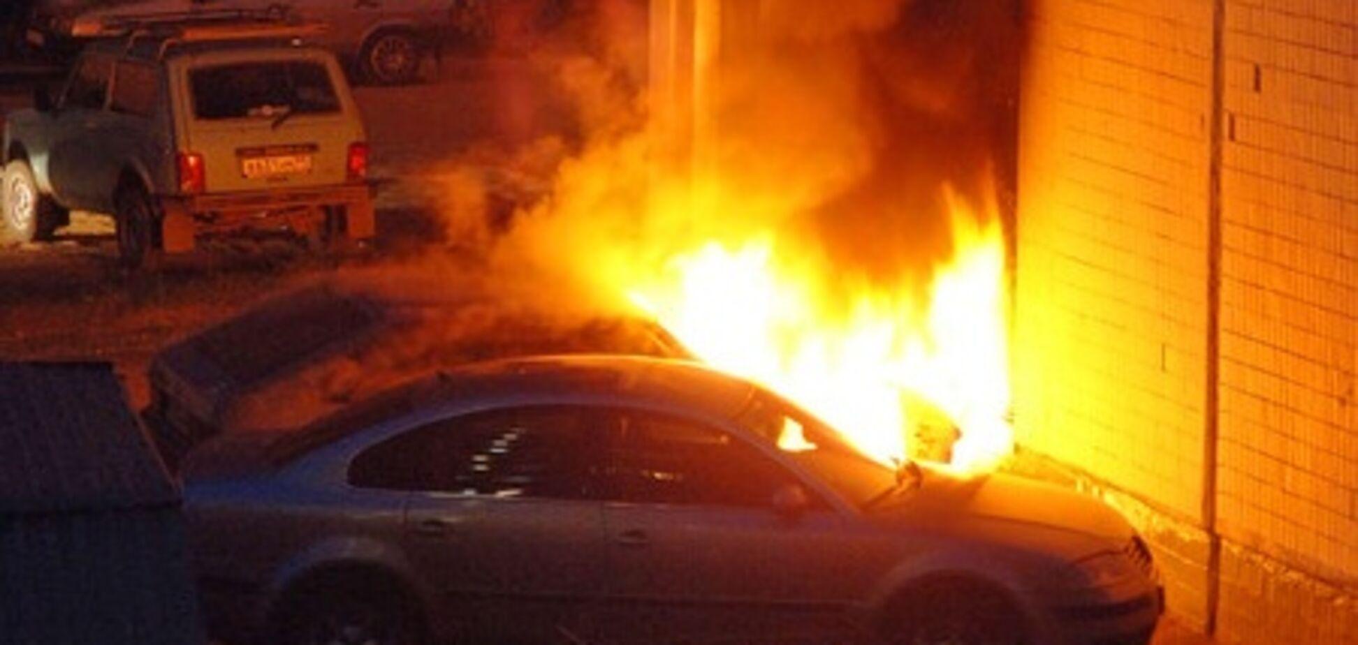 У Лос-Анджелесі серія підпалів автомобілів