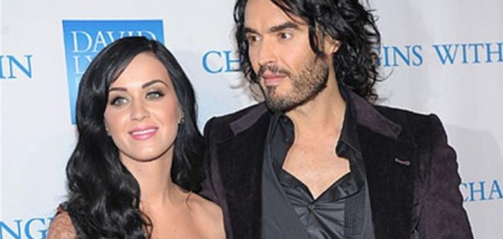 Відома співачка Кеті Перрі розлучається через рік після весілля
