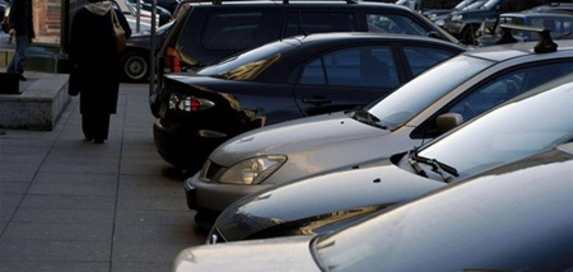 З 1 січня можна не платити за парковку
