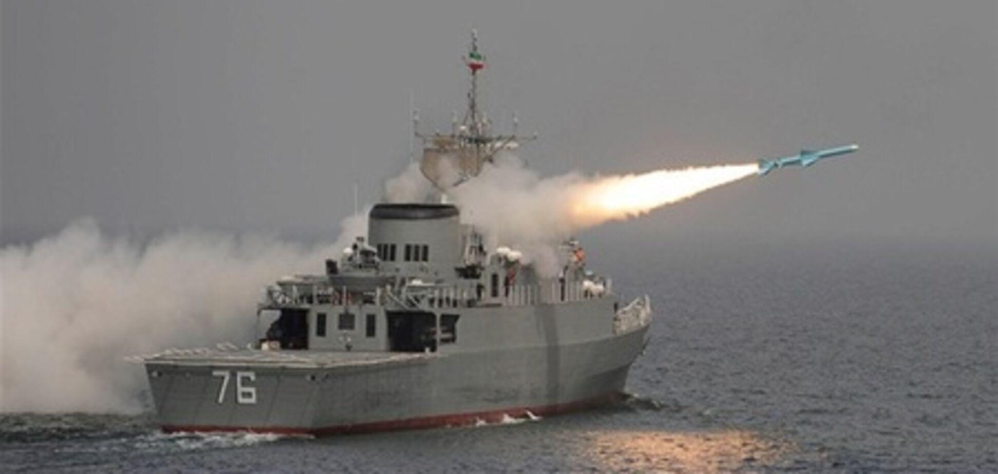 Іран провів випробування ракети класу 'земля-повітря'