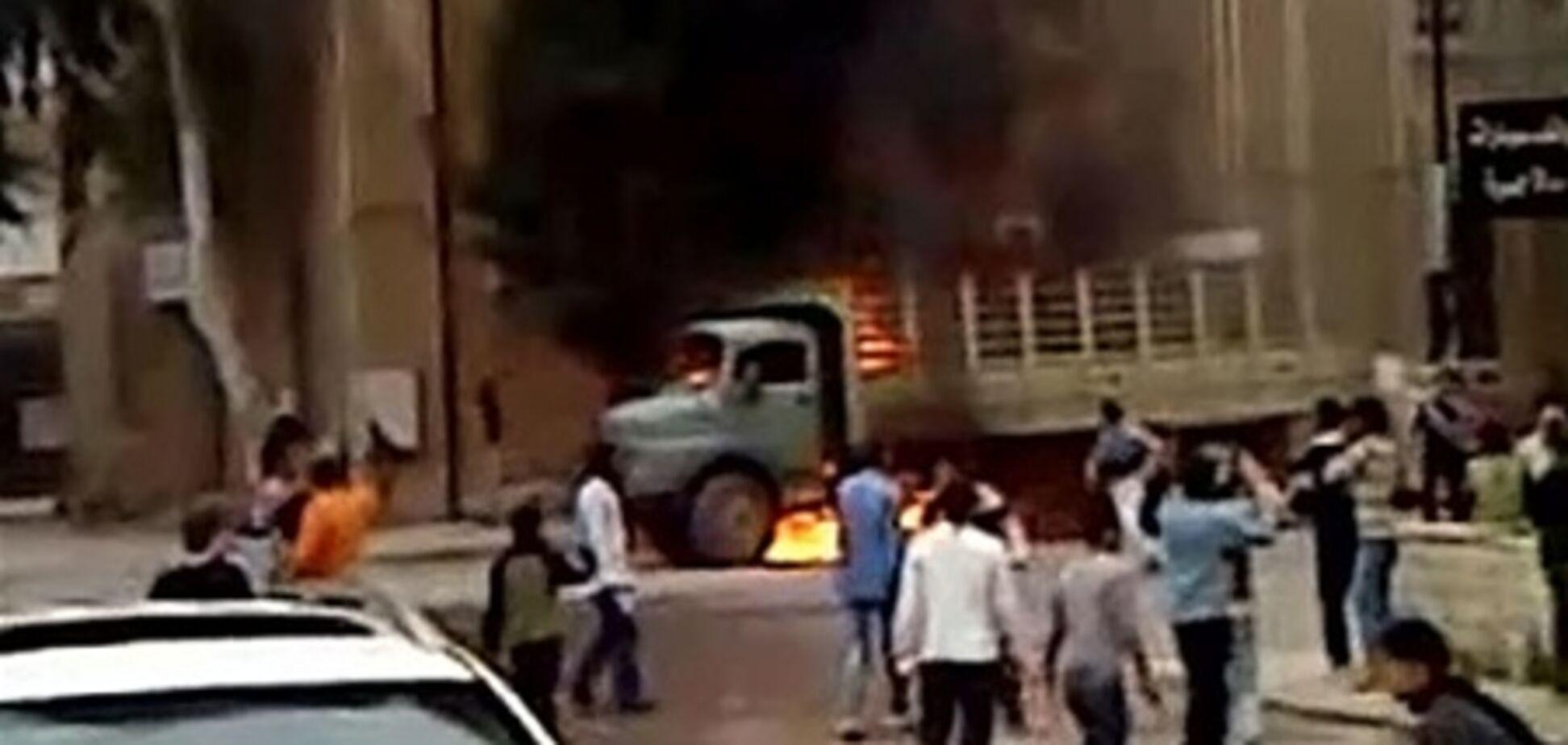 Спостерігачі в Сирії служать прикриттям для репресій?
