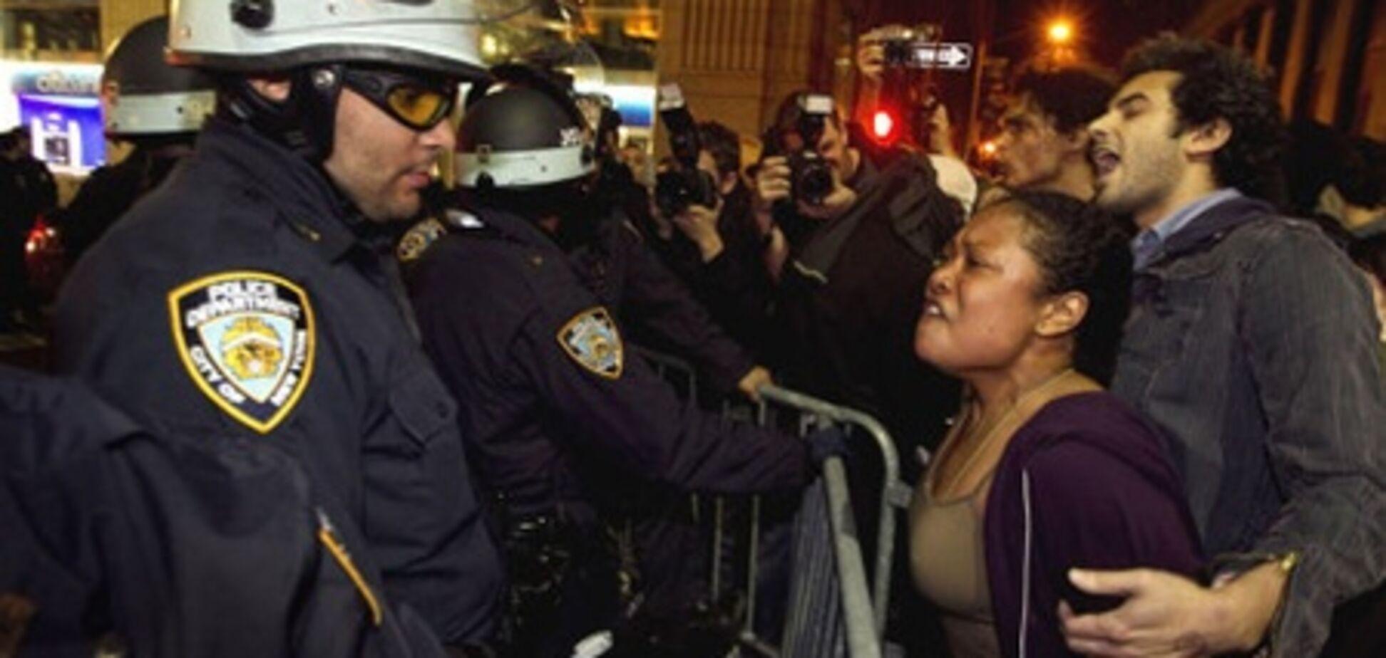 У Нью-Йорку затримано більше 60 демонстрантів