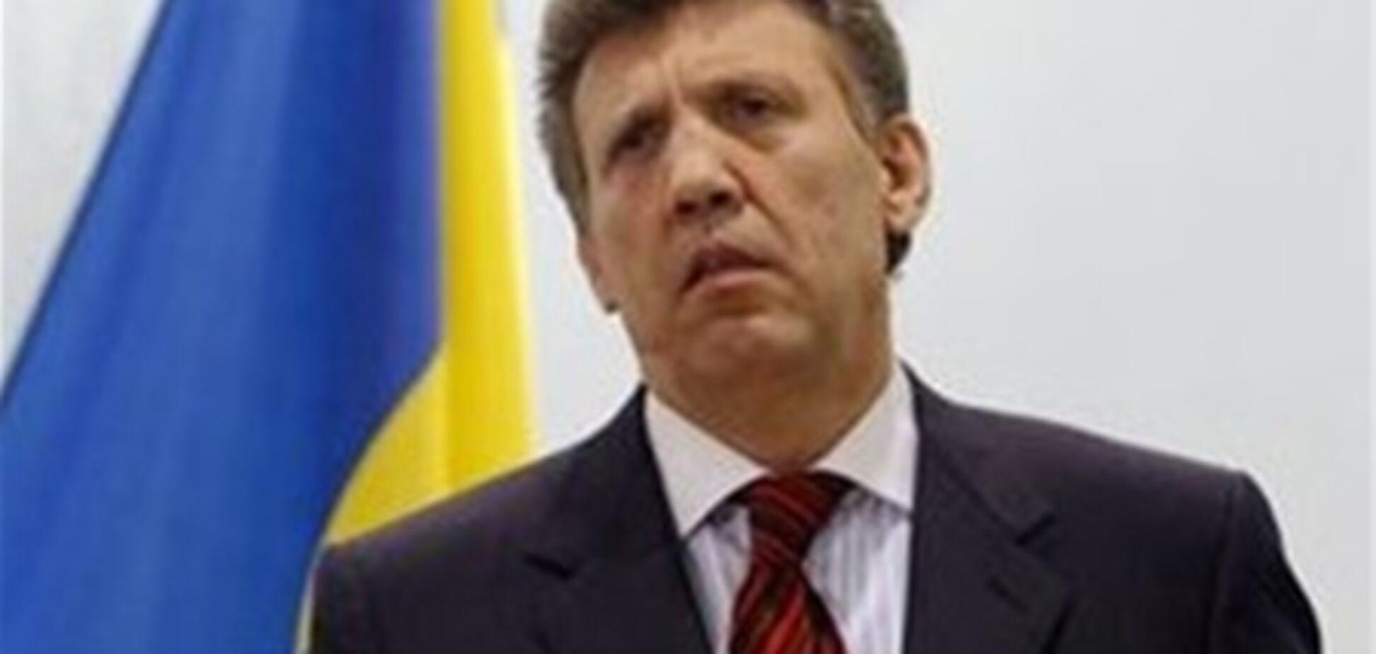 Комітет Ківалова заборонив відеозапис в судах