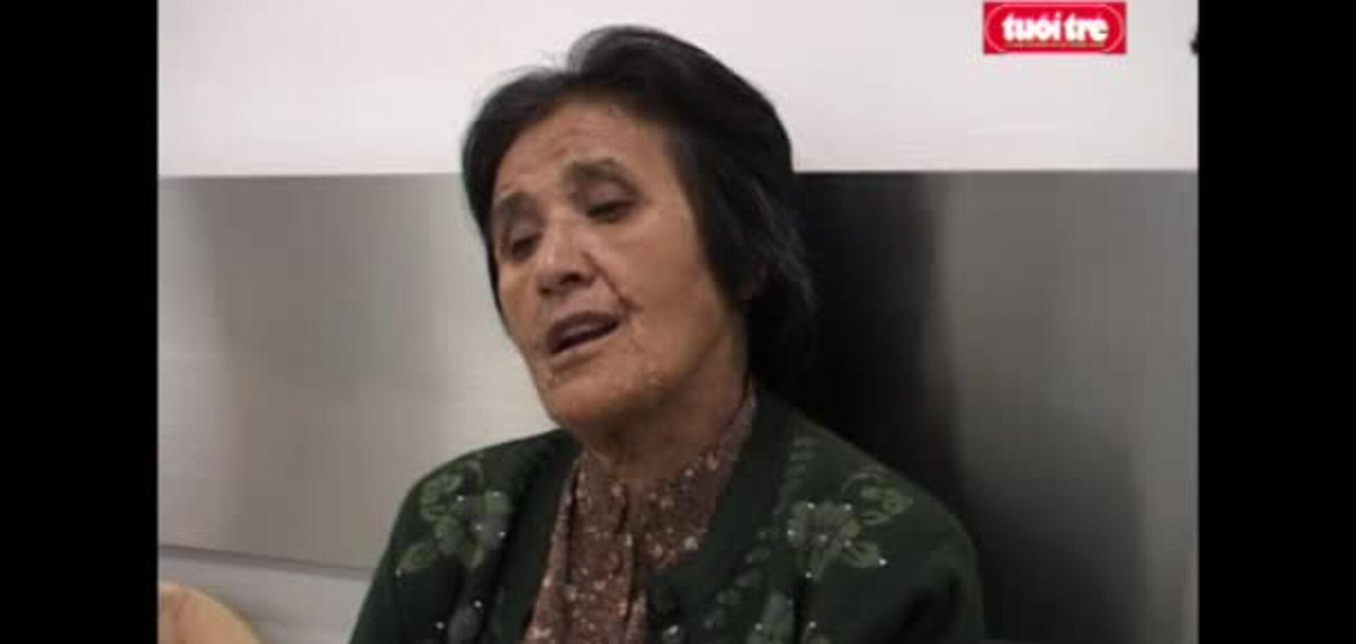 Вьетнамцу удалили опухоль весом 90 килограммов