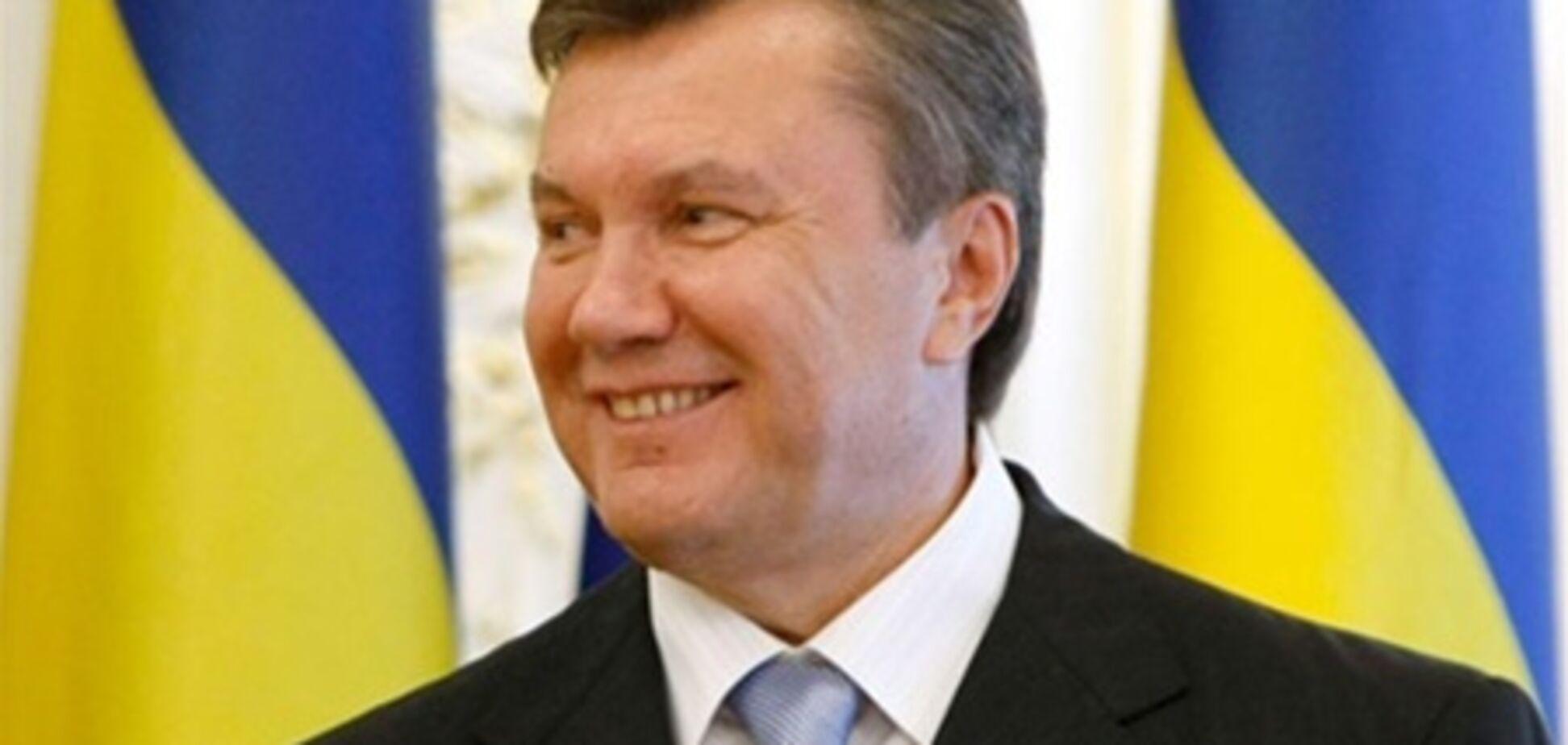 Сегодня Янукович расскажет о реформах 2011 года