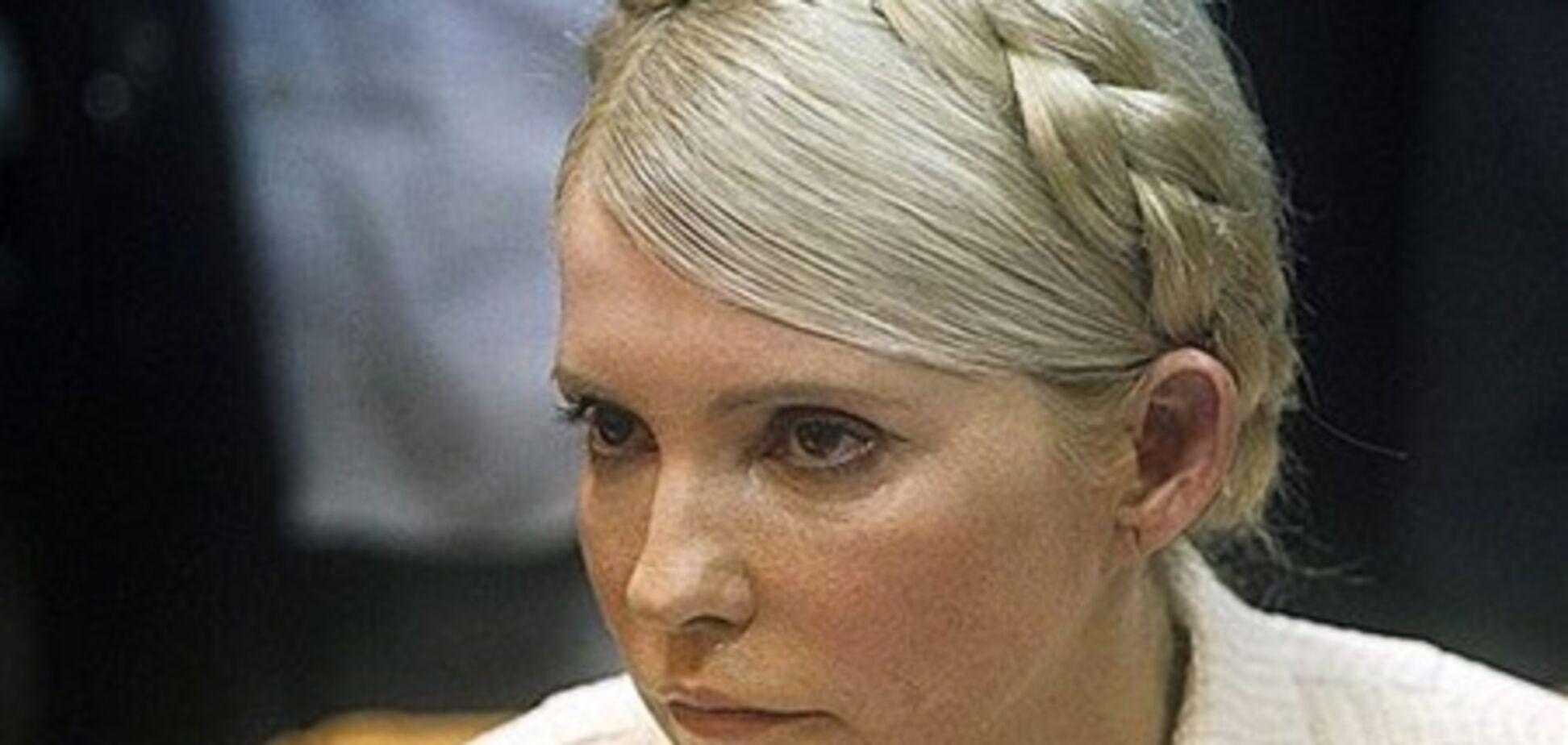 Головний тюремник відзвітує перед депутатами про непритомність Тимошенко