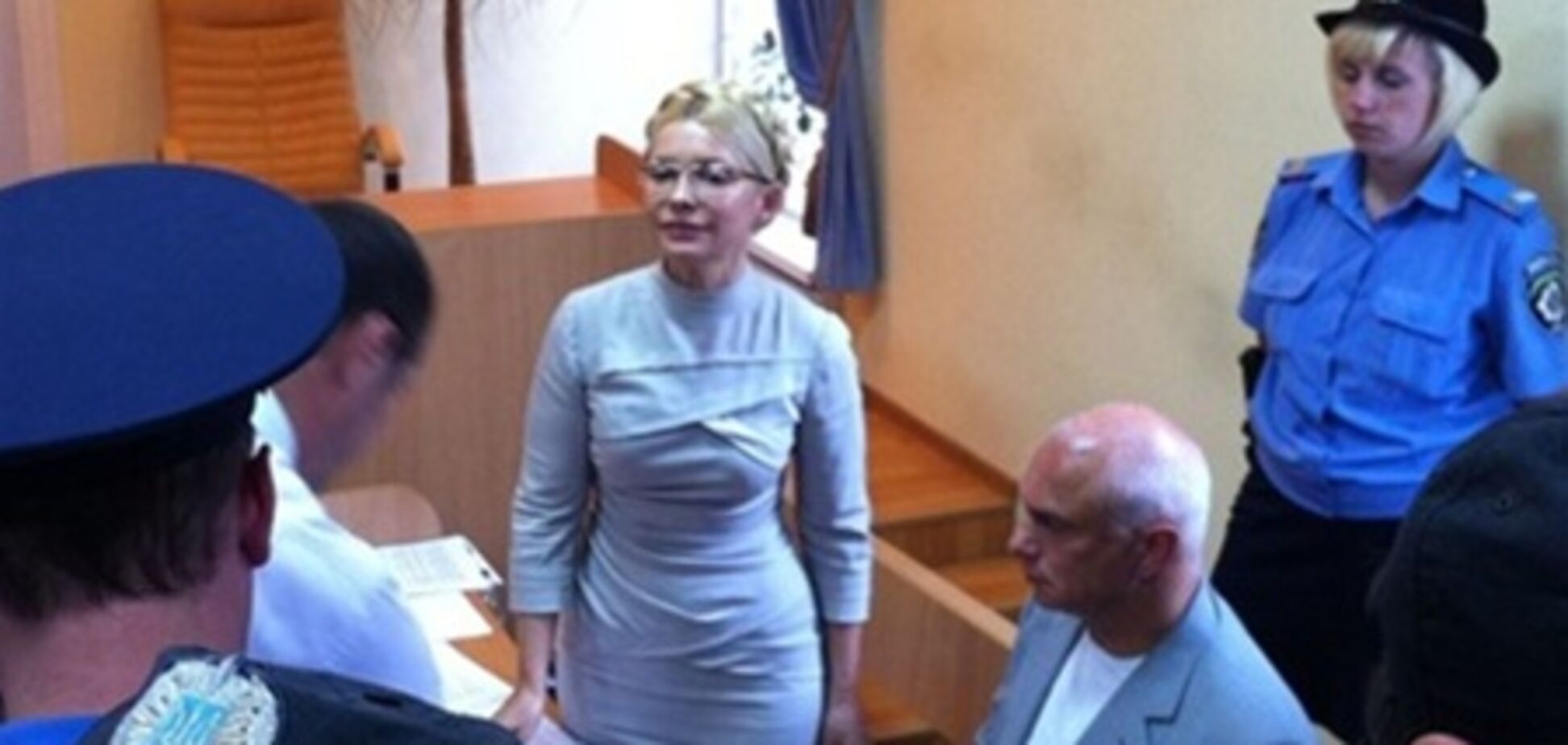 Чоловік Тимошенко: я був змушений виїхати з України і просити притулку