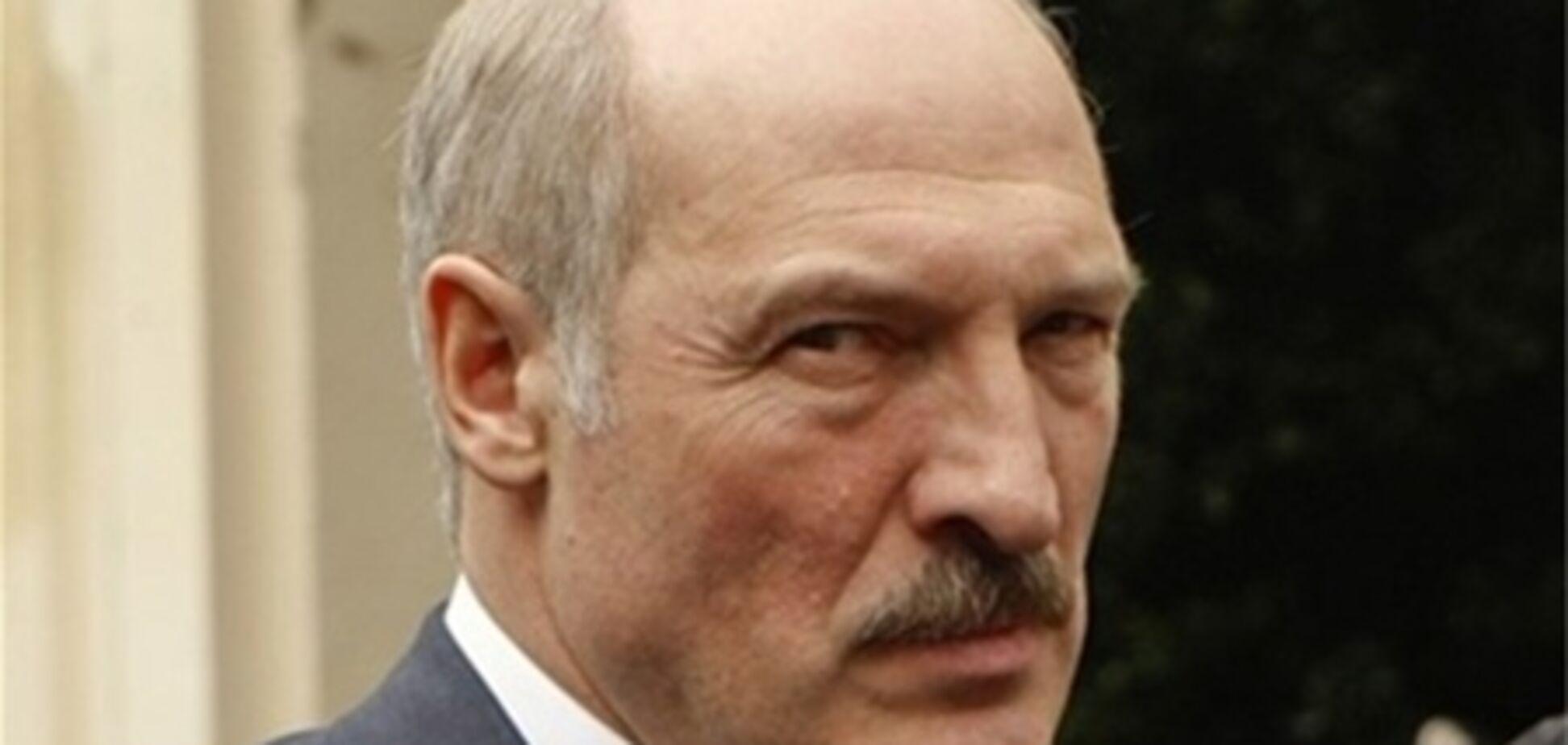 Лукашенко просять звільнити голодуючого журналіста