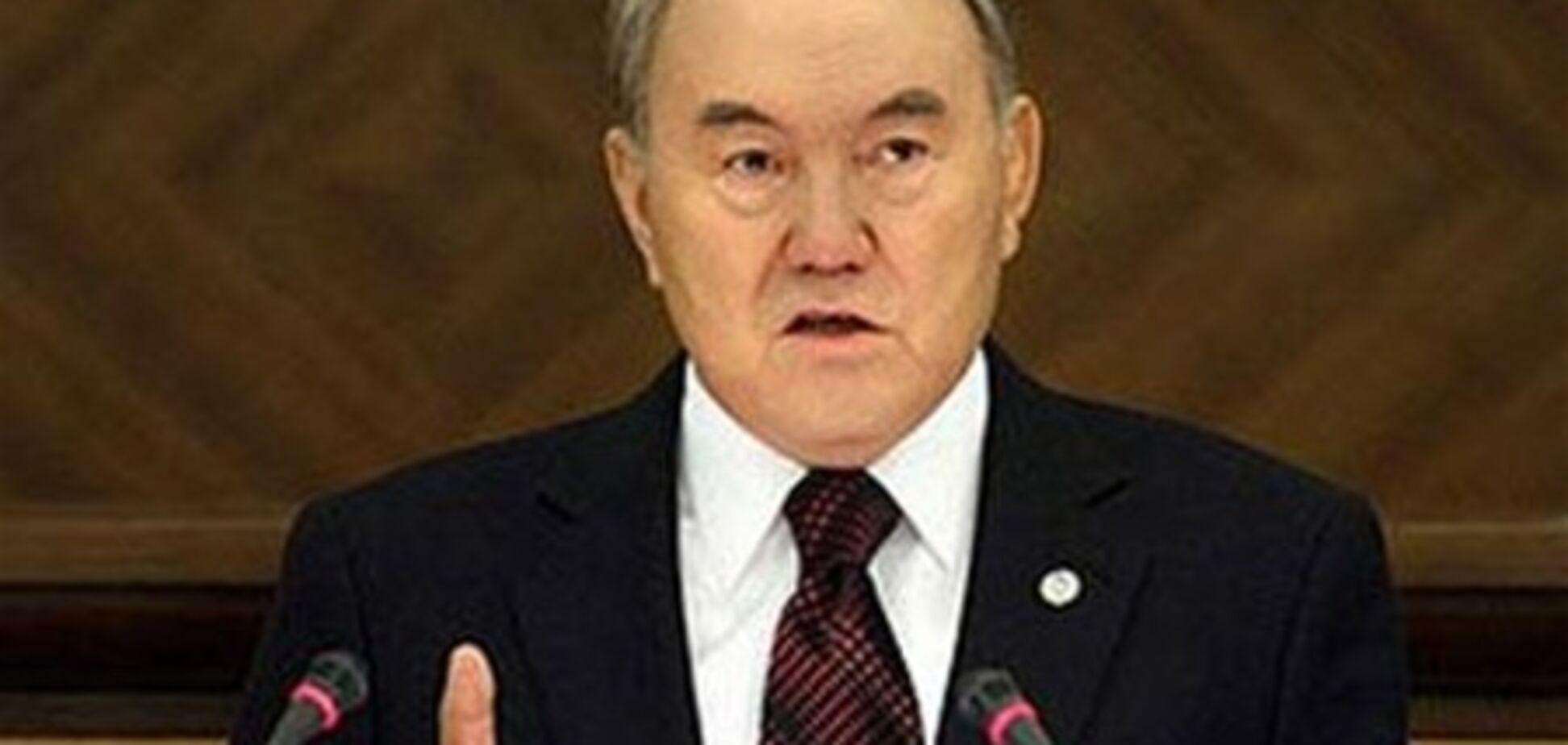 Назарбаев наложил вето на запрет проводить выборы в Жанаозене