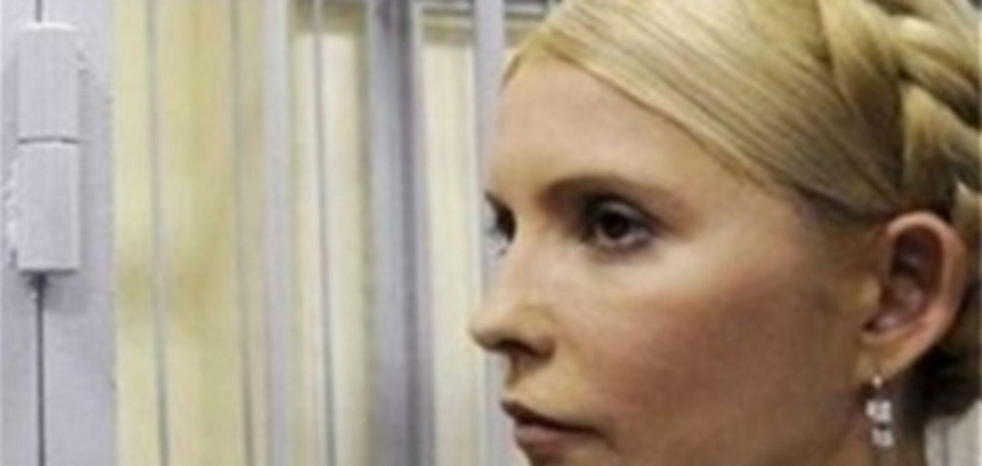 Сусідкам Тимошенко по колонії через підвищену увагу знадобилися психологи