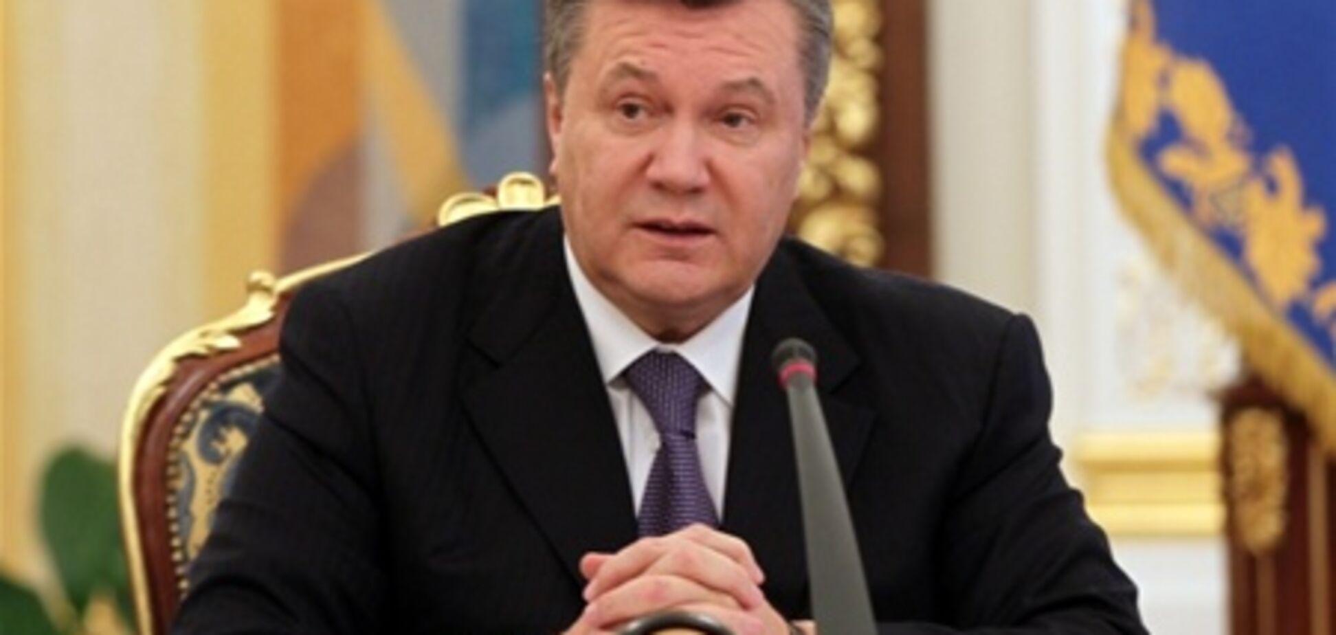 Янукович збирає Комітет з економічних реформ
