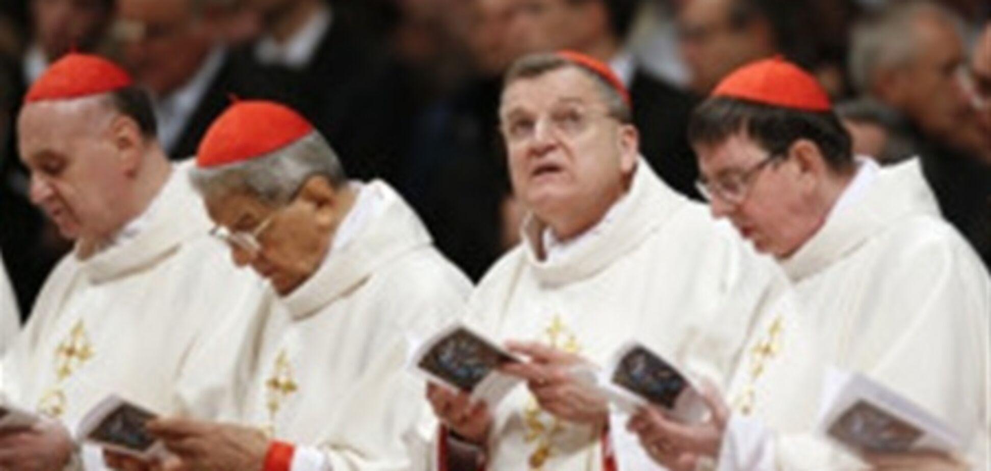 Ватикан визнав, що скопіював біографії кардиналів з Вікіпедії