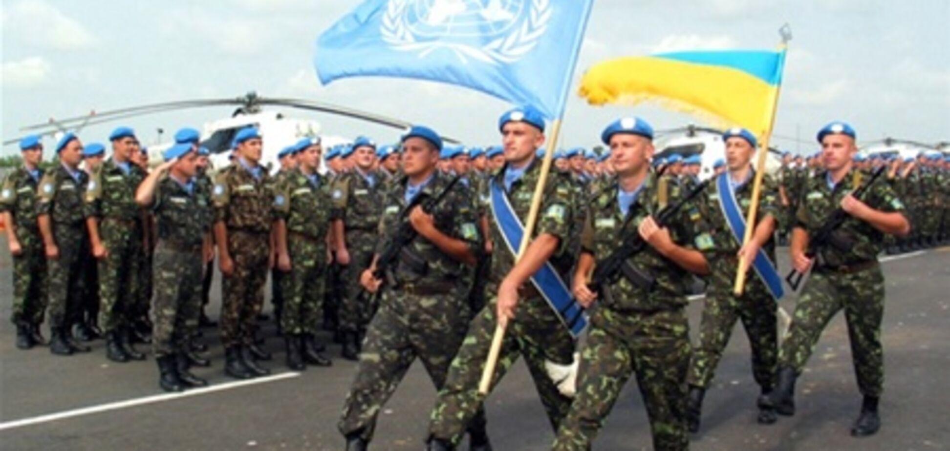 Українські миротворці забезпечуватимуть безпеку інавгурації Президента Ліберії