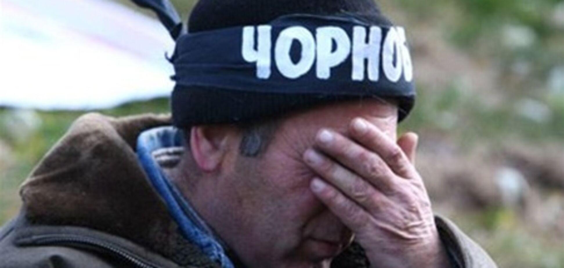 Чорнобильцям погрожують психлікарнею