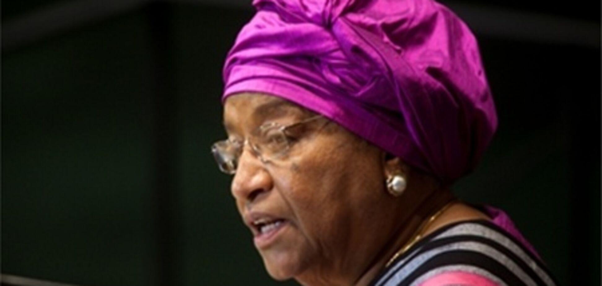 Українські миротворці забезпечуватимуть безпеку під час інавгурації президента Ліберії