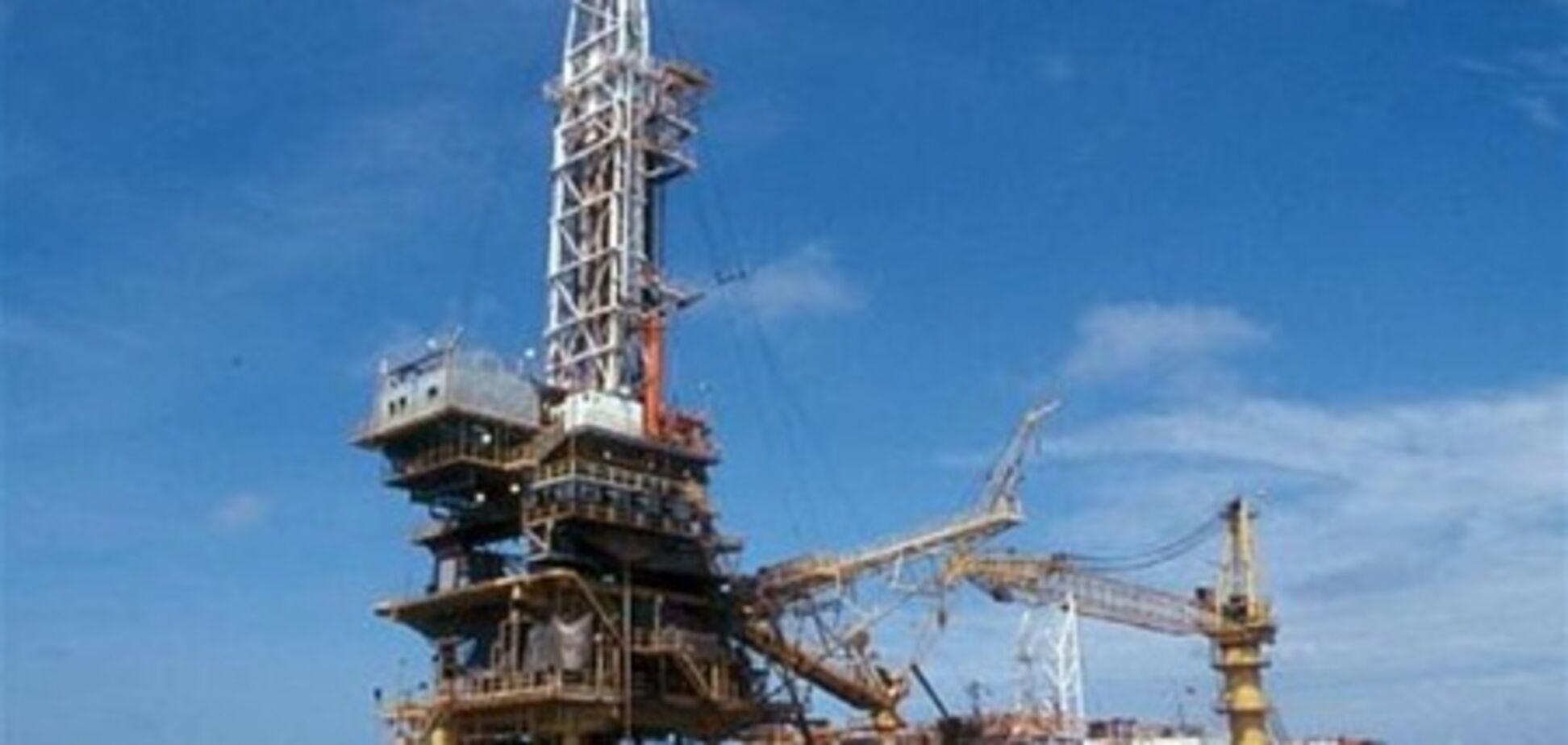 В Черном море началось бурение первой глубоководной нефтяной скважины