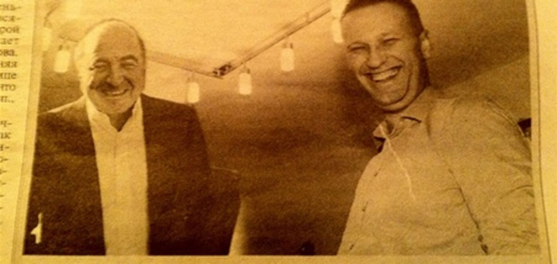 У Росії розгорається скандал навколо фото Навального з Березовським
