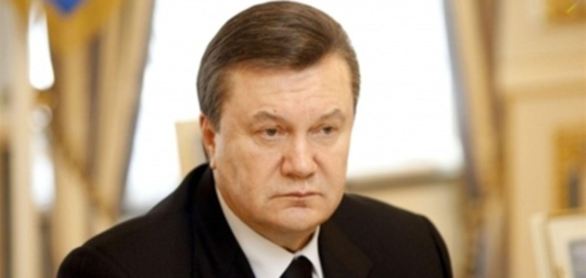 Янукович відстоює баланс відносин між РФ і ЄС - регіонал