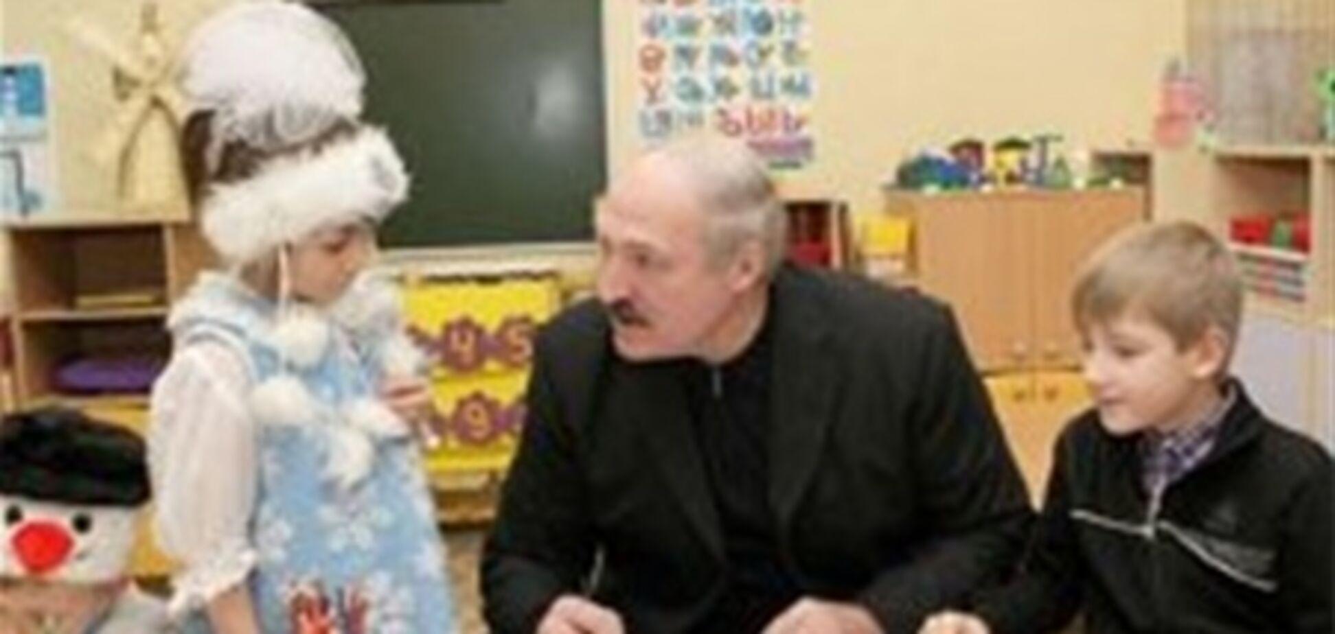 Девочка в детдоме назвала Лукашенко дураком