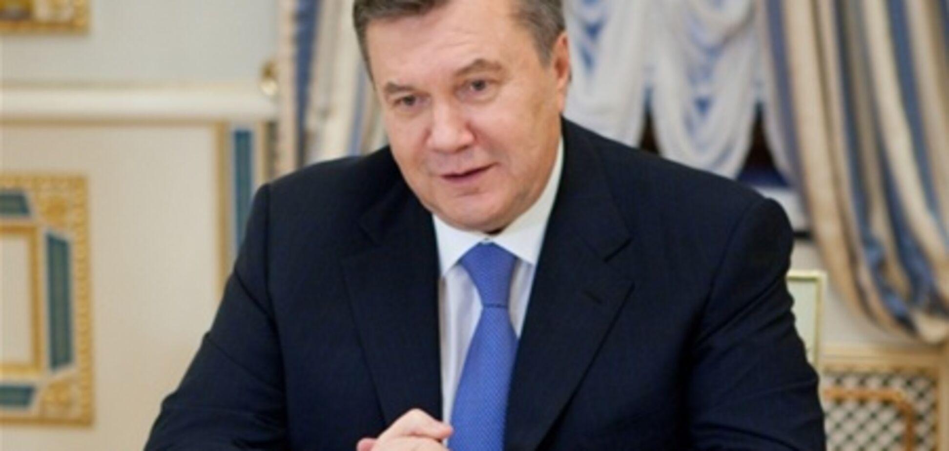 Янукович ветував новий Митний кодекс