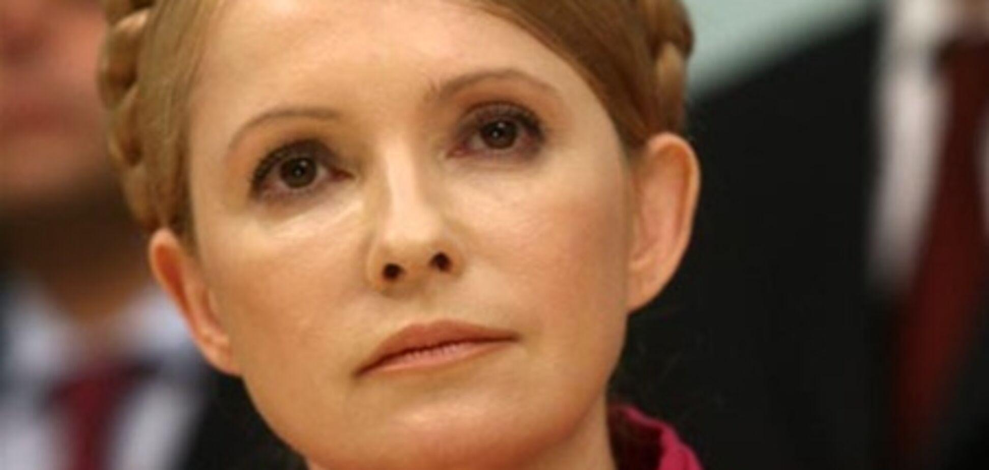 У ДПСУ кажуть, що Тимошенко 'зомліла' після душу