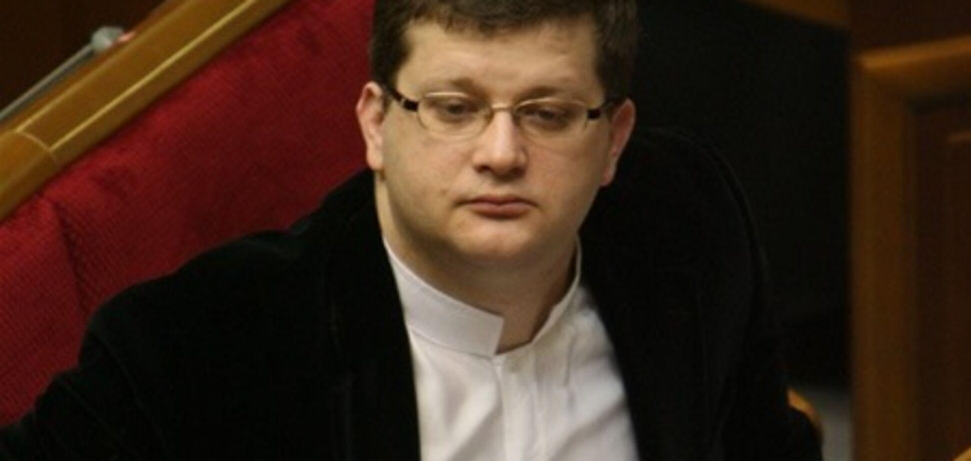 У Луценка напади, а прокурори 'ржуть' - Ар'єв