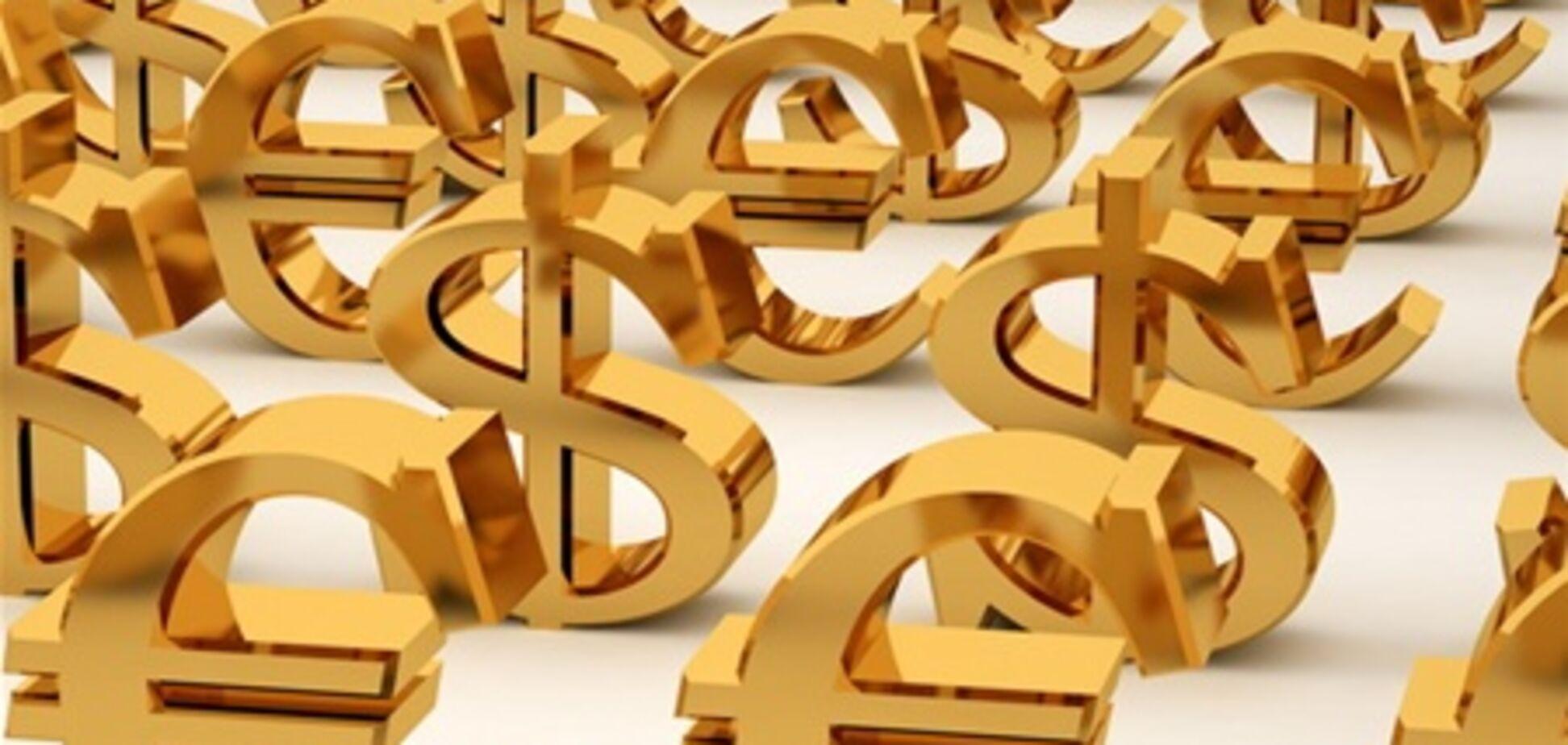 Евро снижается к доллару и иене, 11 января 2012