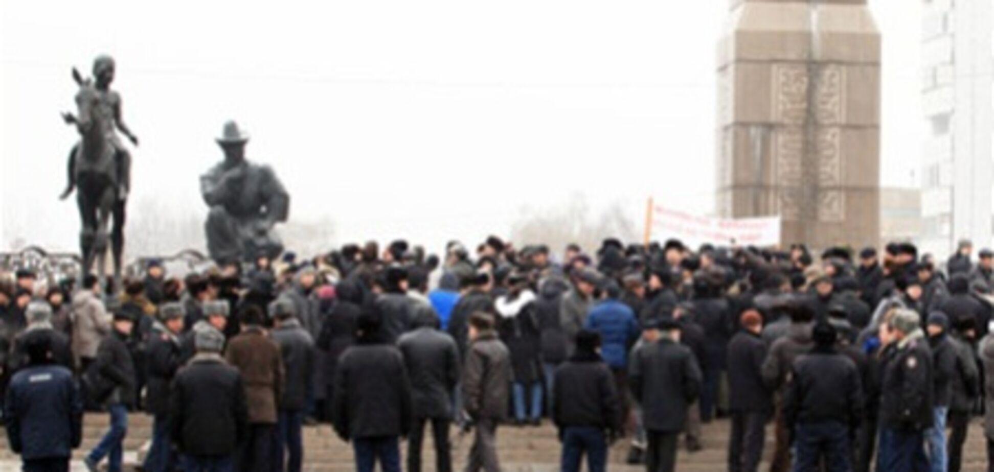 У Казахстані заборона на вибори в бунтівному Жанаозені відмінено