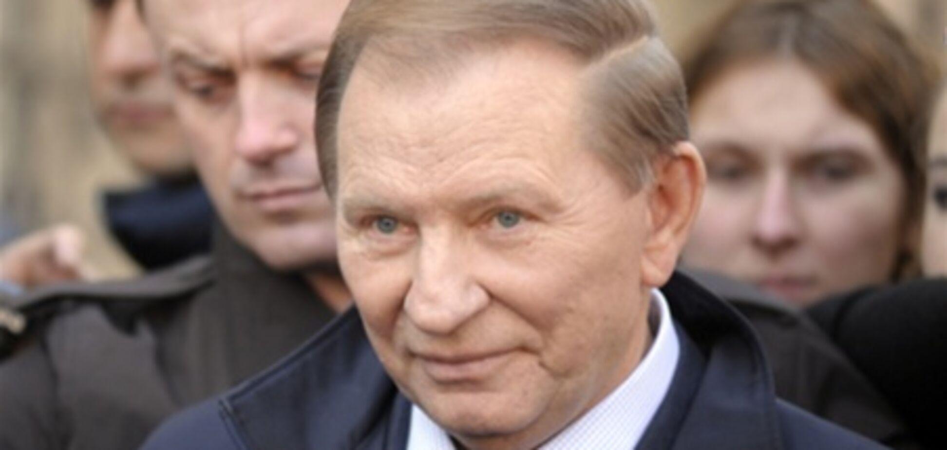 Апеляцію у справі Кучми перенесли на 20 січня