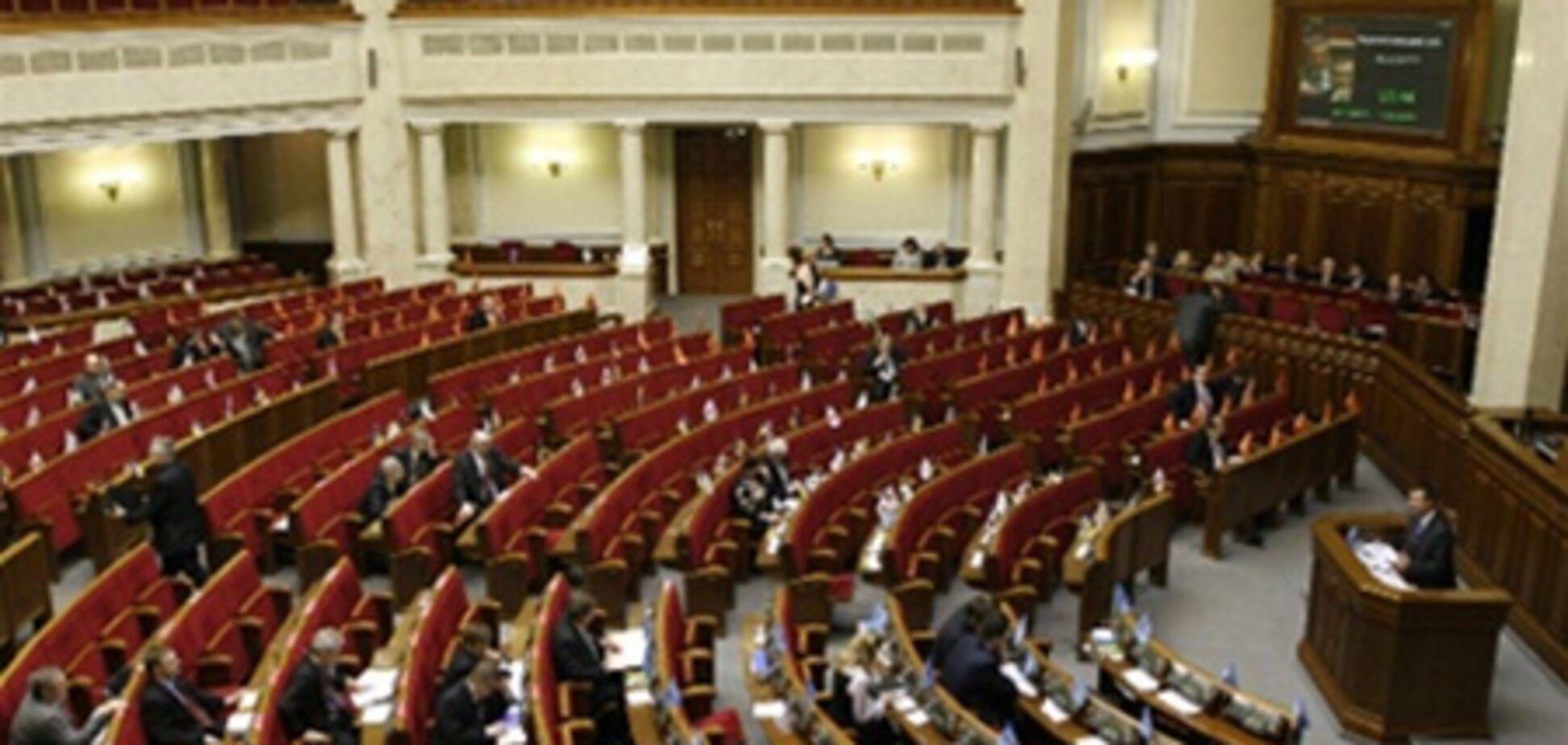 Рада відмовилася розглядати декриміналізацію 'статті Тимошенко'