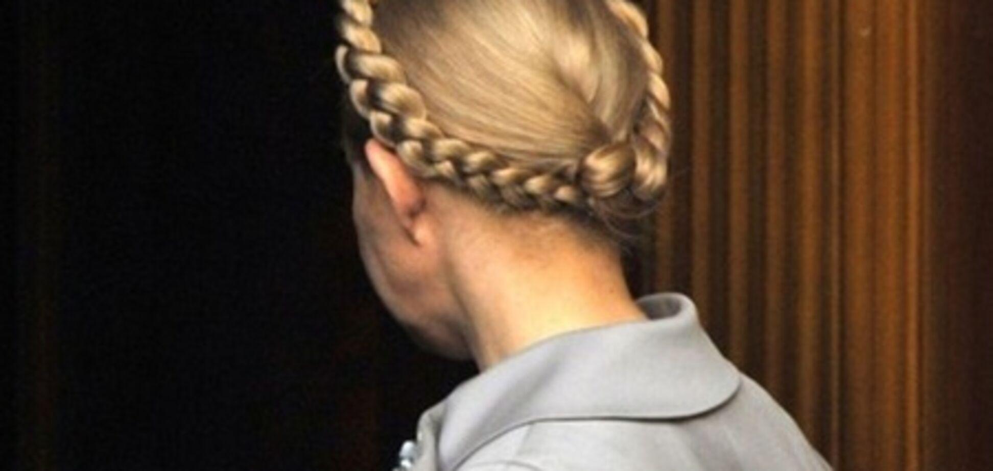 Глава ДПСУ: Тимошенко потрібно займатися фізкультурою