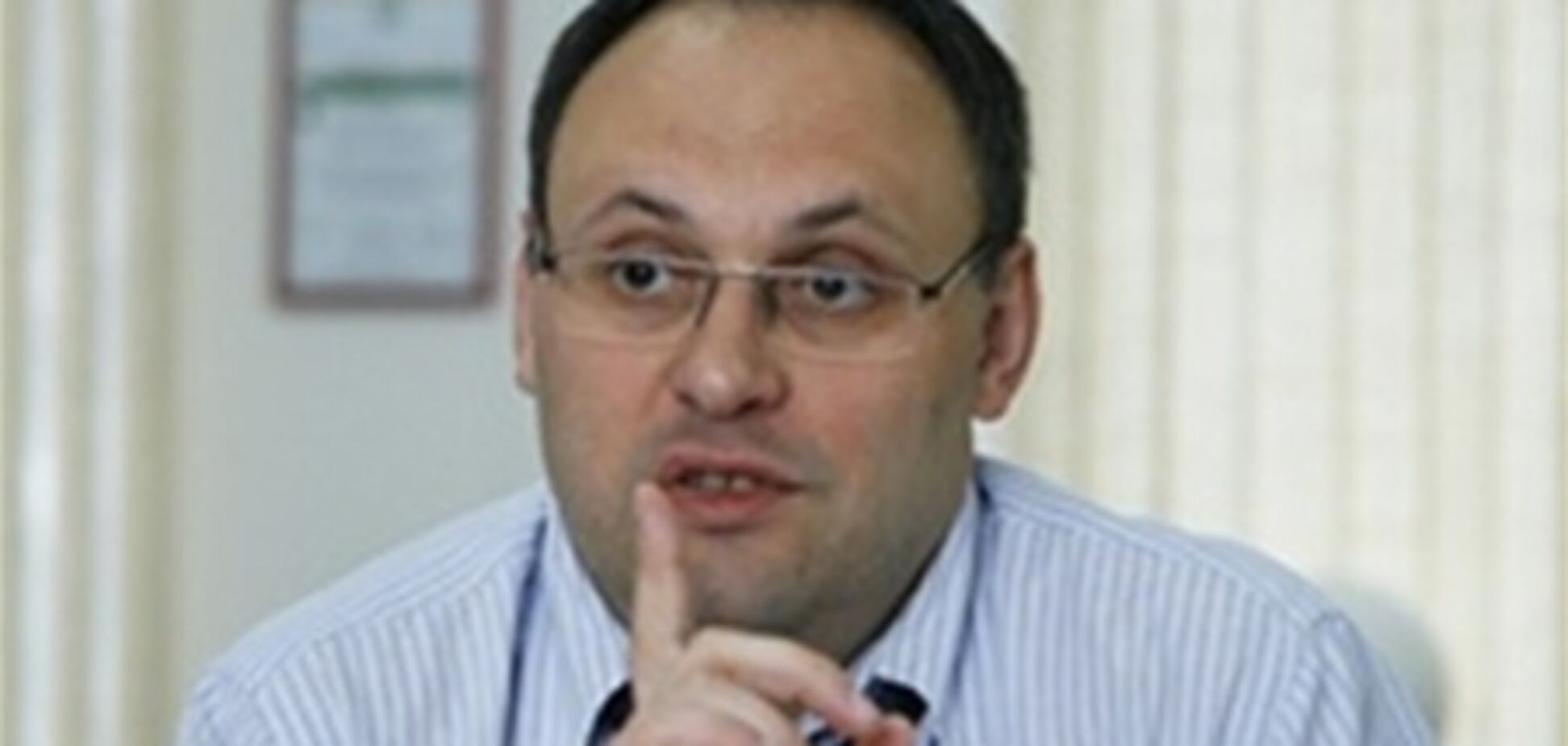 Каськив говорит, что ему просто необходимо сидеть на двух стульях