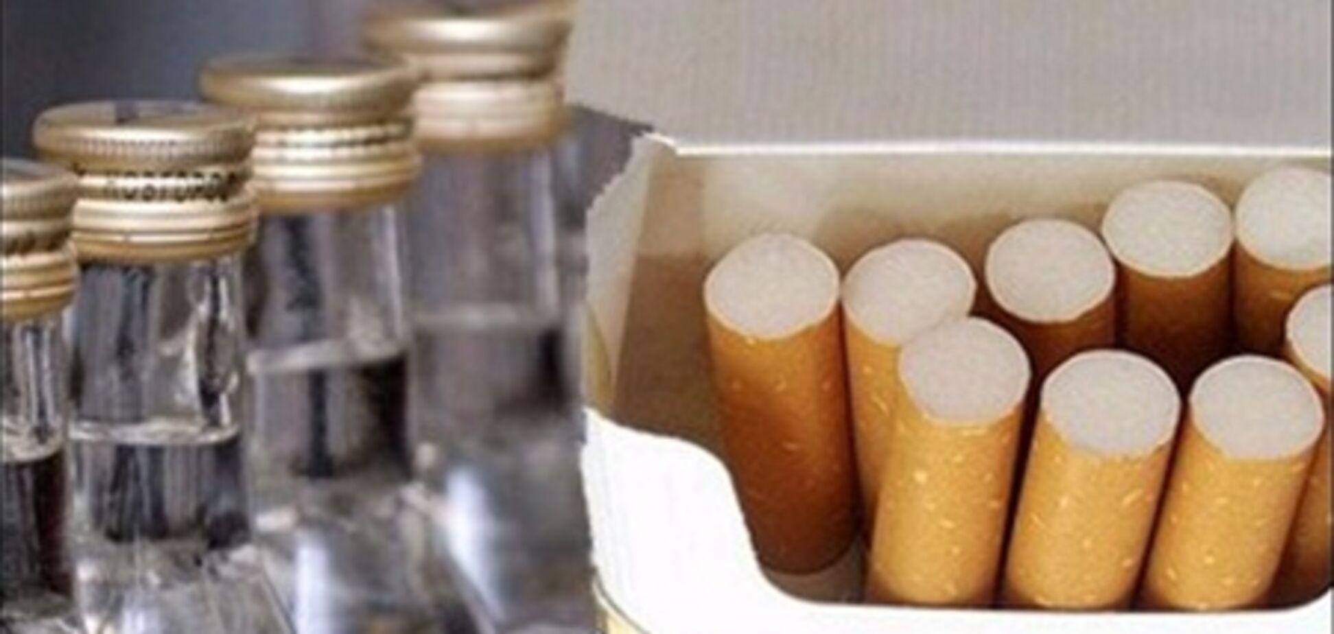 Зміни акцизу на тютюн та алкоголь залучать до бюджету понад 1 млрд гривень