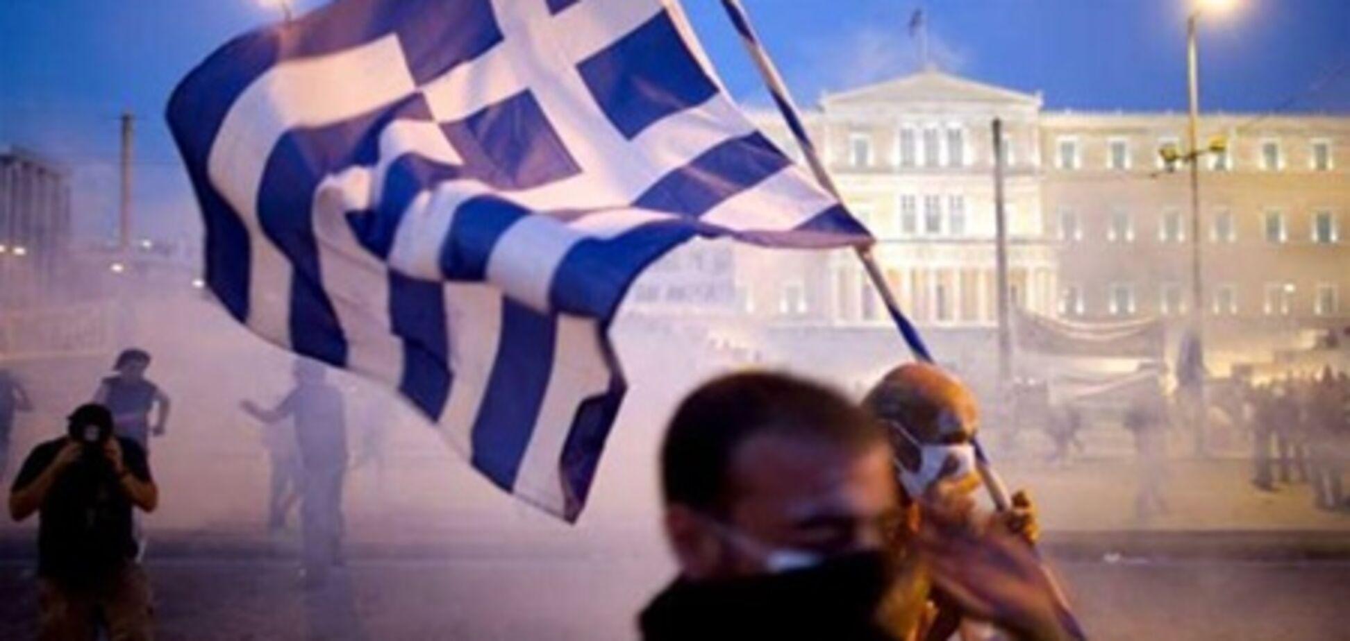 У Греції адвокати, журналісти та лікарі оголосили страйк