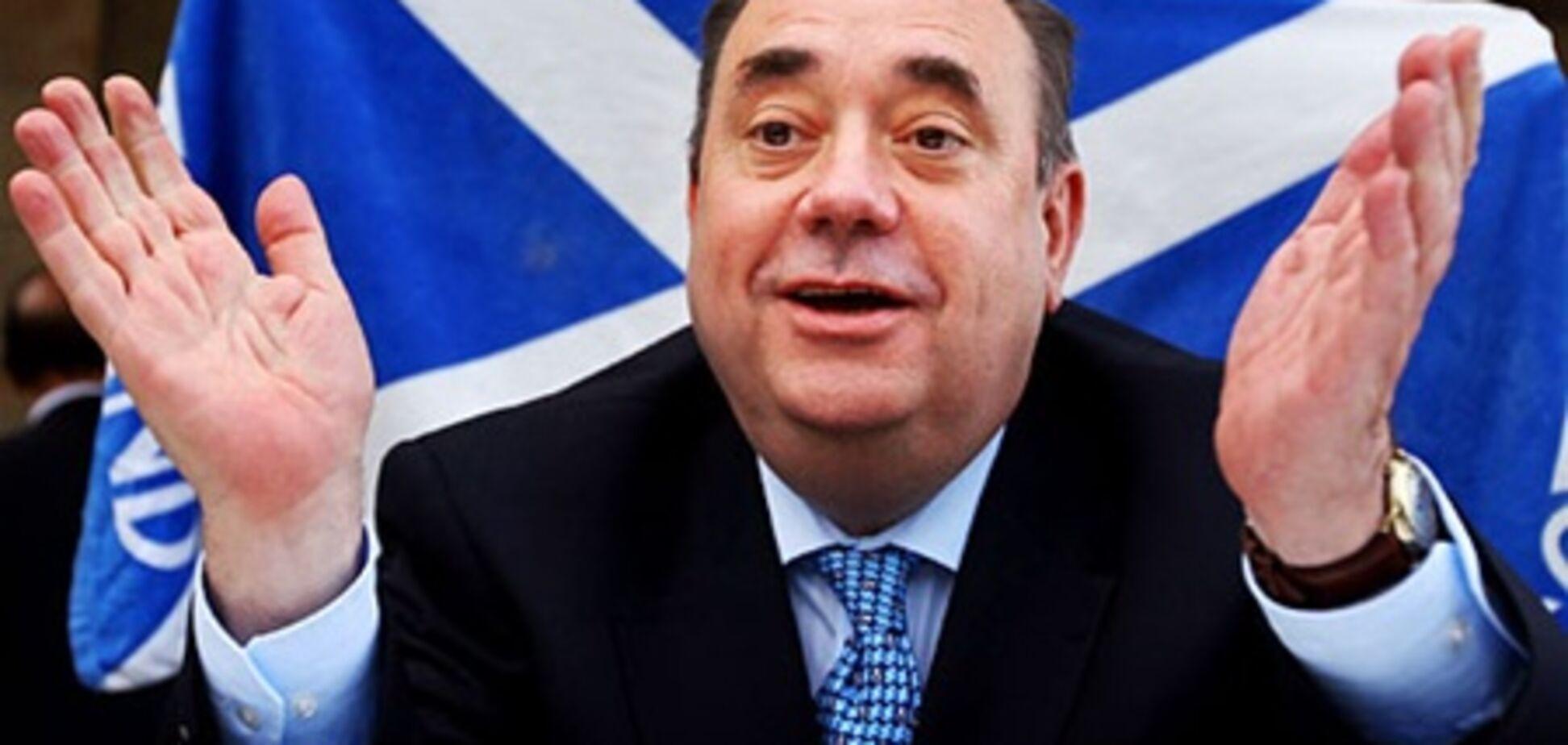 Влада Шотландії має намір провести референдум про незалежність