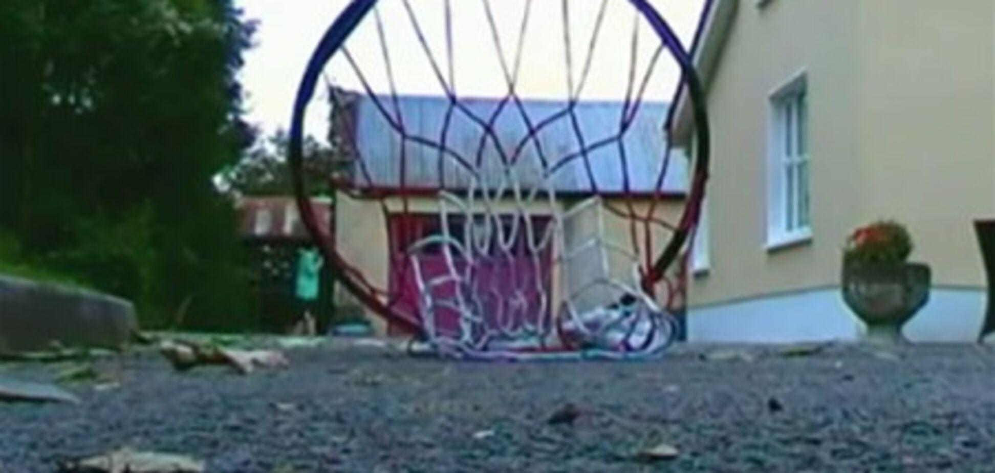 Футбаскет, или Цирк на грани спорта. Видео