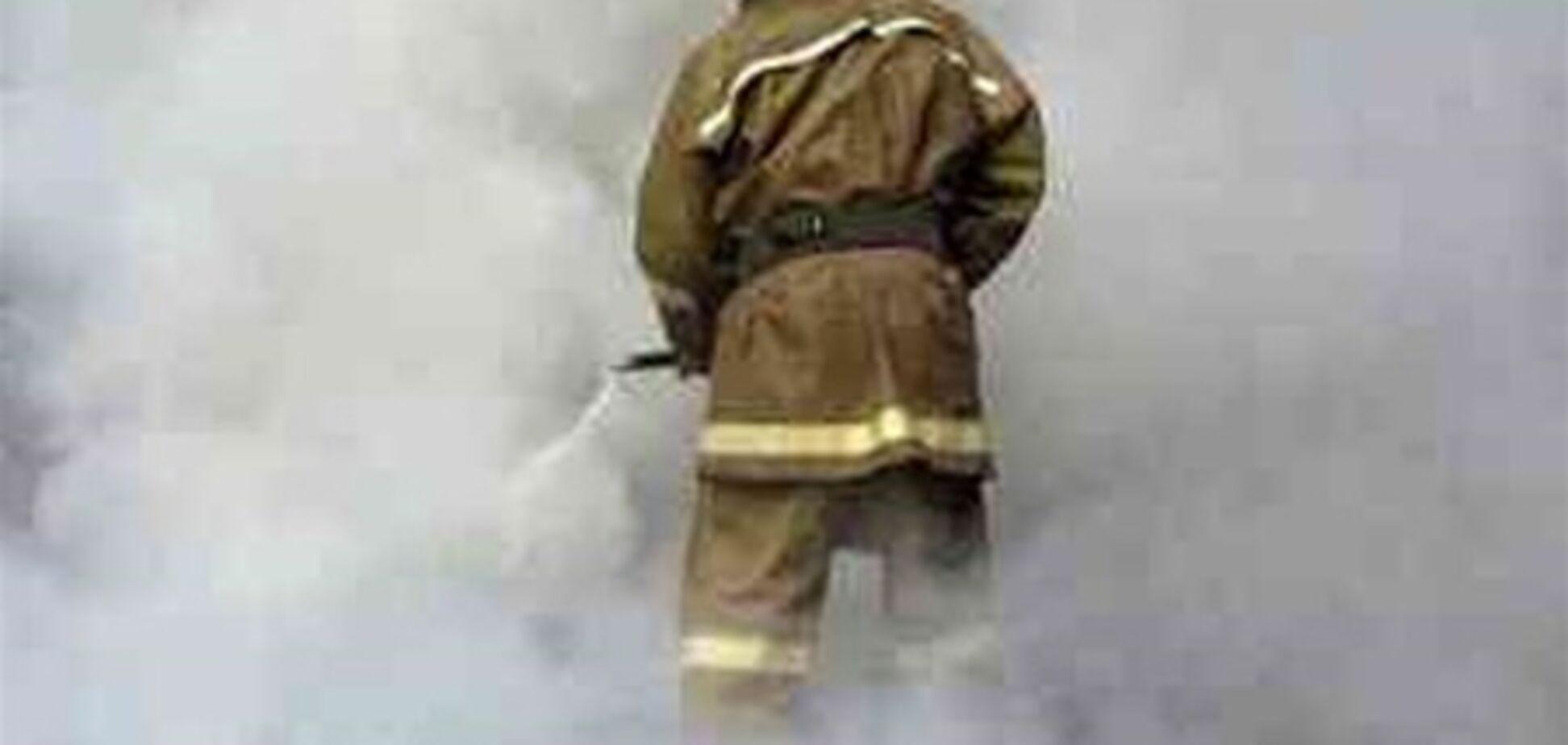 В Киеве горела школа: пострадавших нет