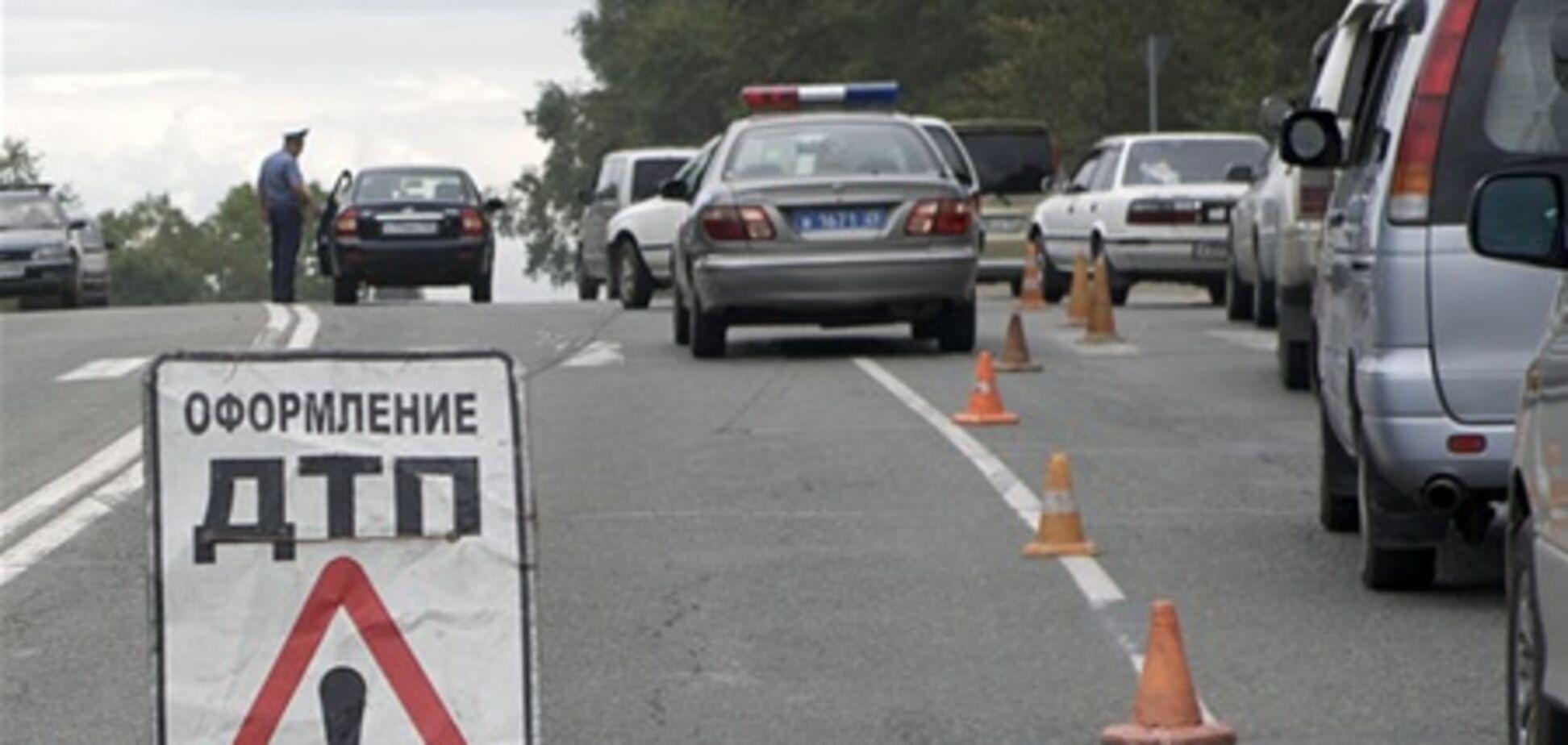 Ситуація на дорогах: 63 ДТП і 10 загиблих