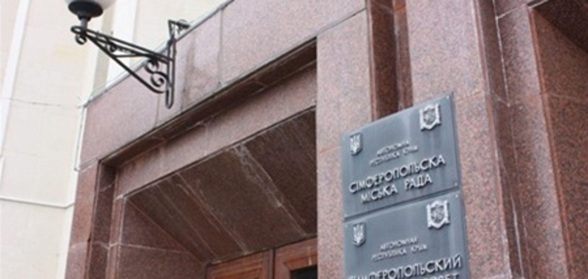 Заммэра Симферополя поймали на коррупции, но дело замяли