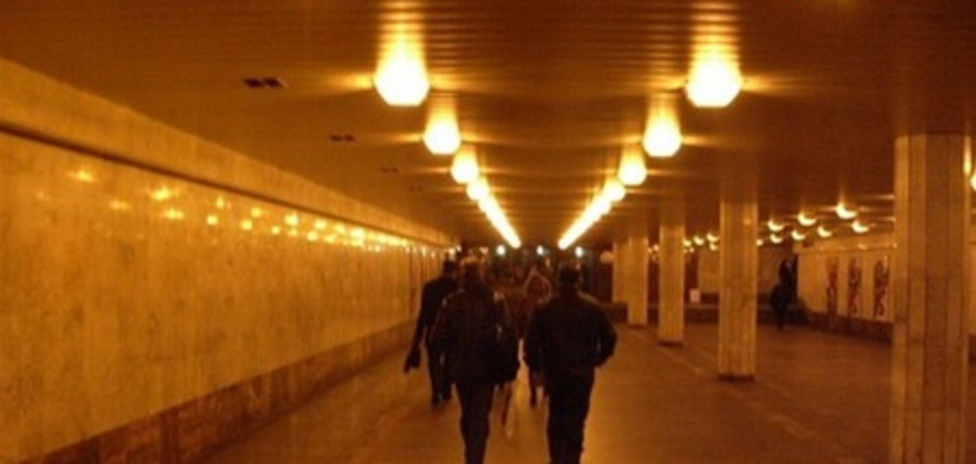 В подземных переходах Киева будет процветать торговля
