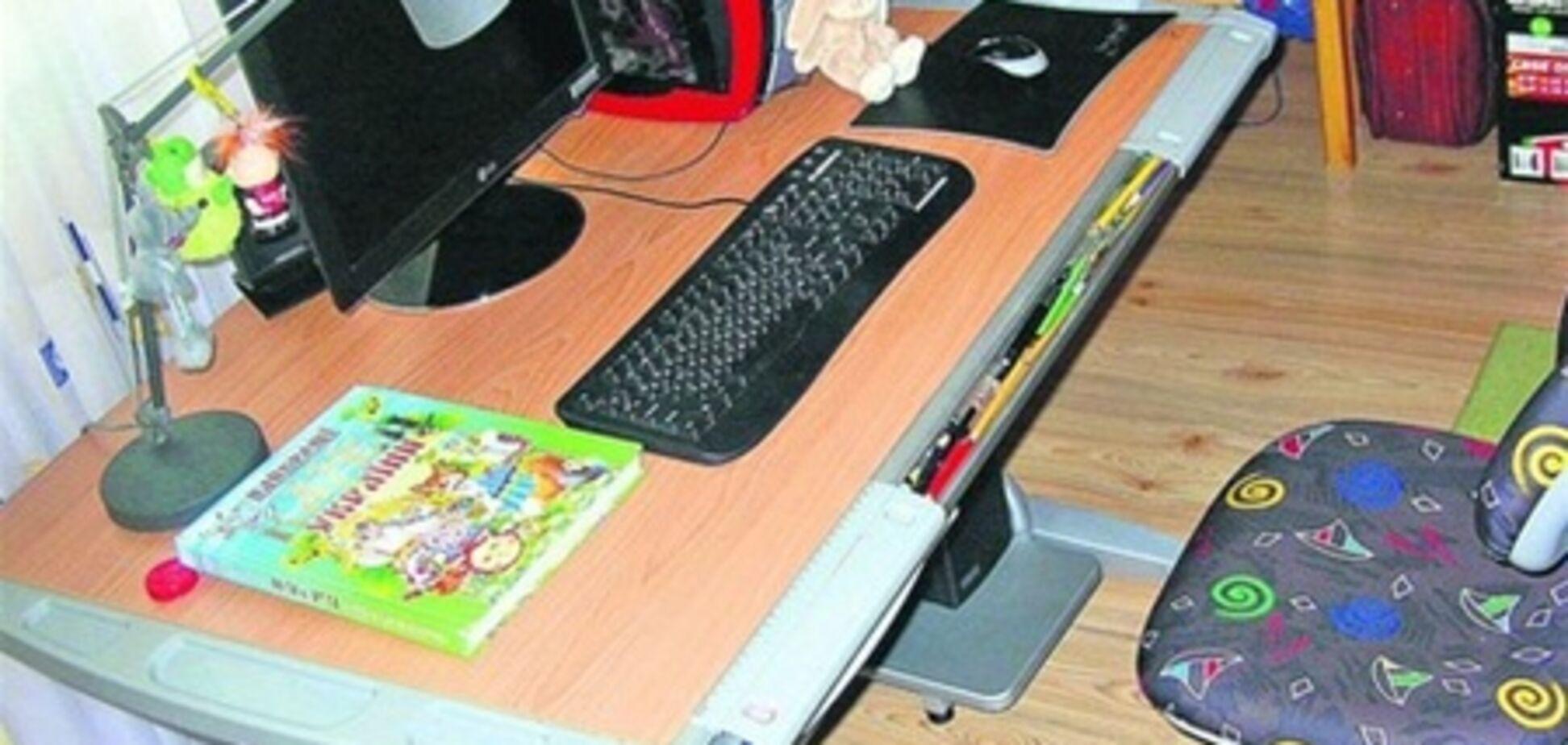 Как правильно оборудовать рабочее место для школьника