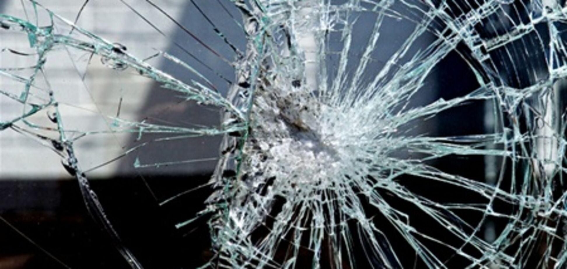 На Херсонщине водитель сбил пешехода, а потом побил за разбитое стекло