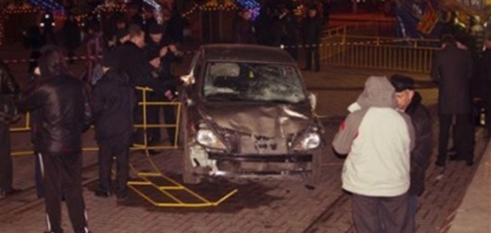Пострадавшая в ДТП в Луганске вышла из комы