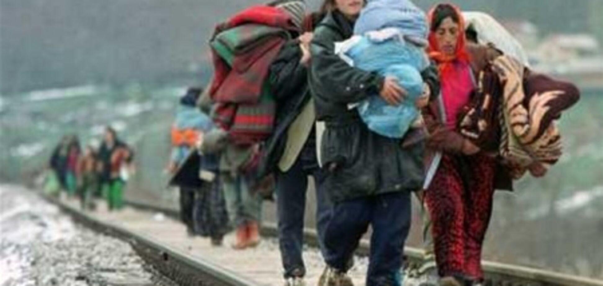 Предложенный Януковичем УПК защищает беженцев – эксперт